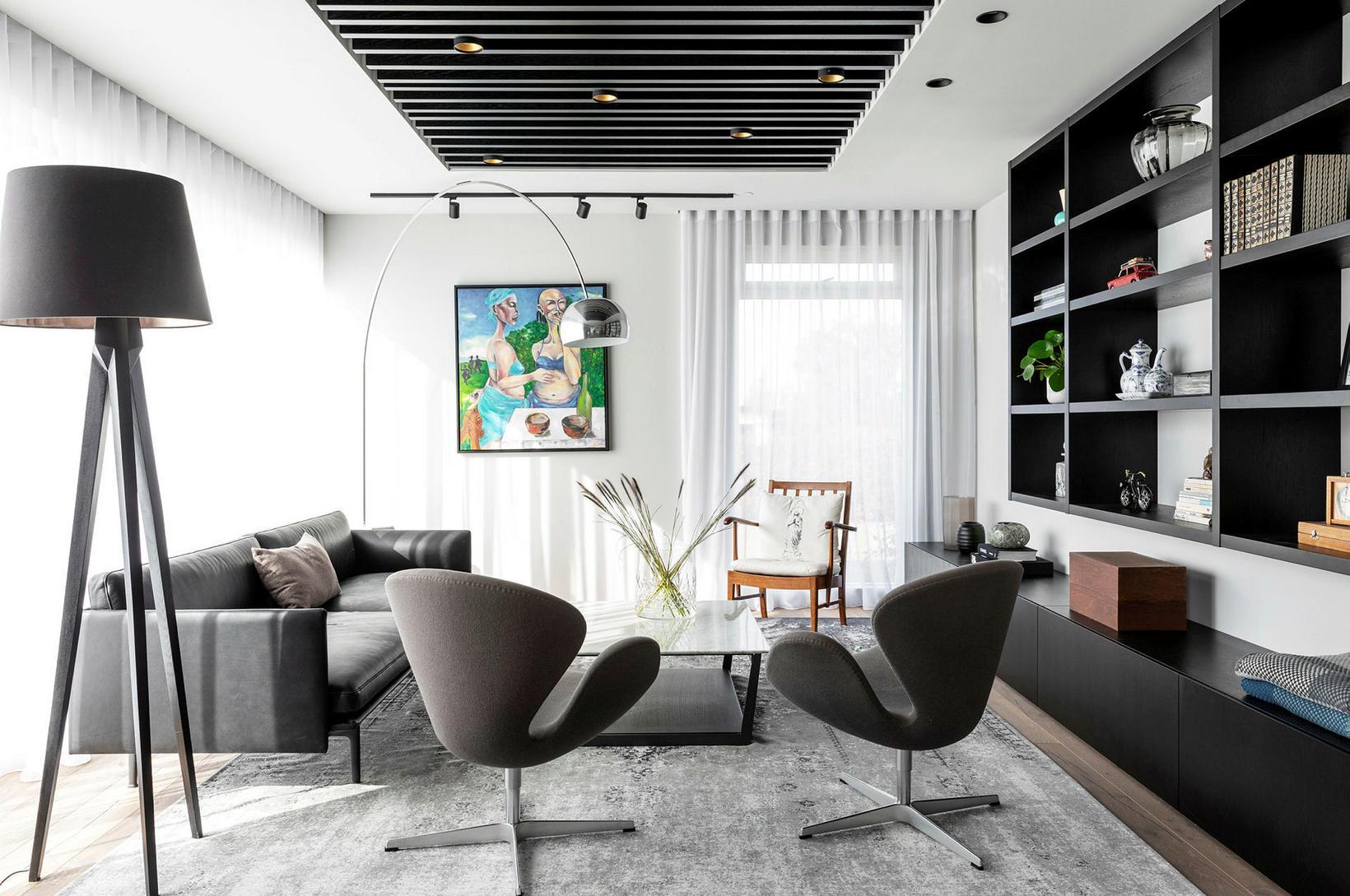 The book shelves are designed by Berglind Berndsen.