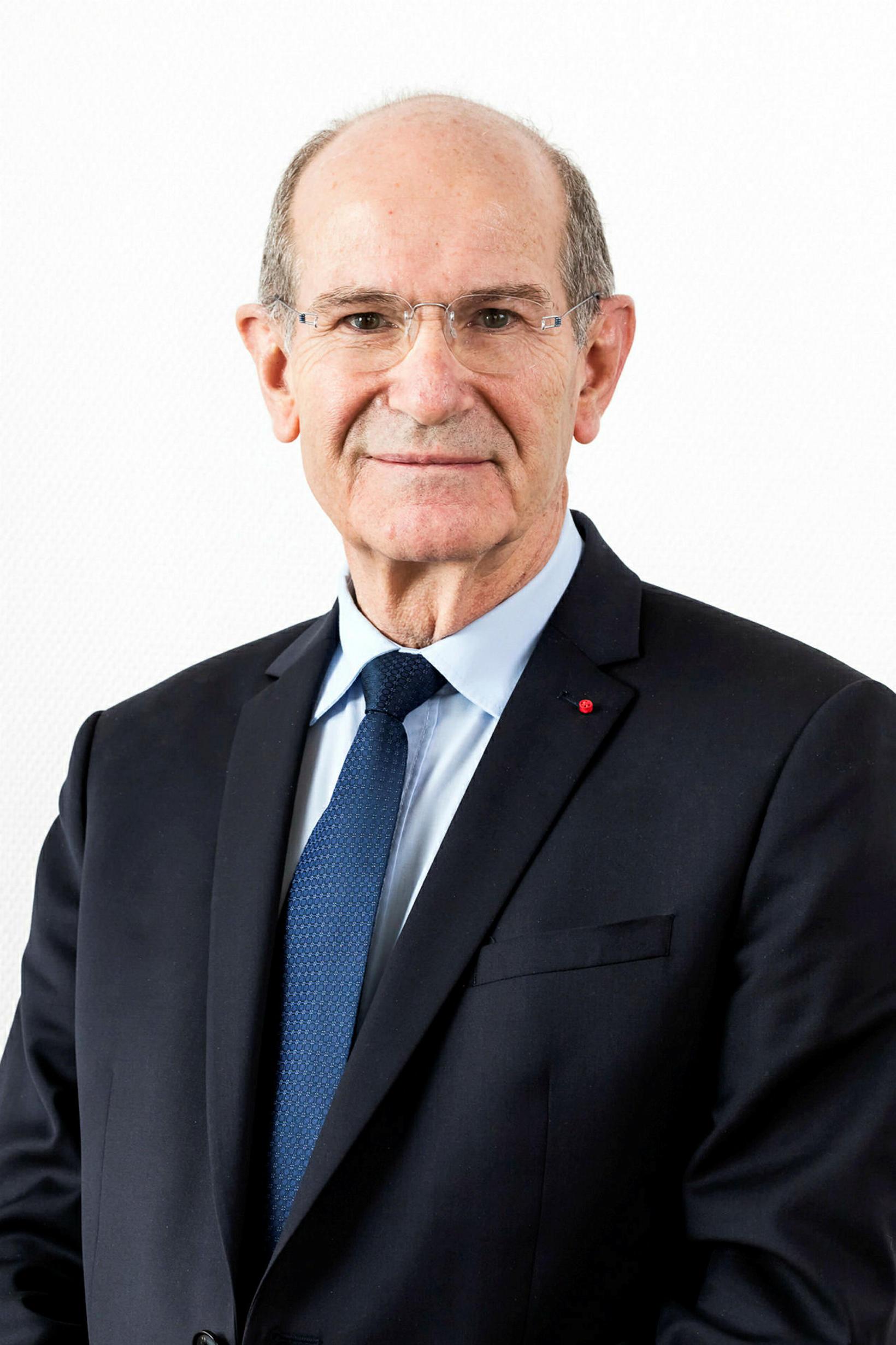 Alim-Louis Benabid, prófessor emiritus við háskólann í Grenoble í Frakklandi, …