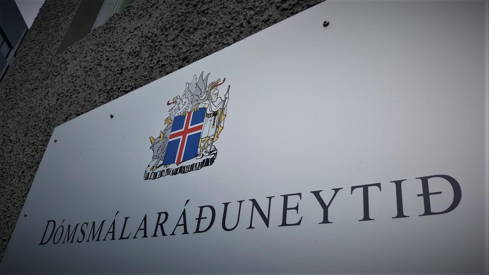 Efnt hefur verið til mótmæla við dómsmálaráðuneytið við Sölvhólsgötu klukkan …