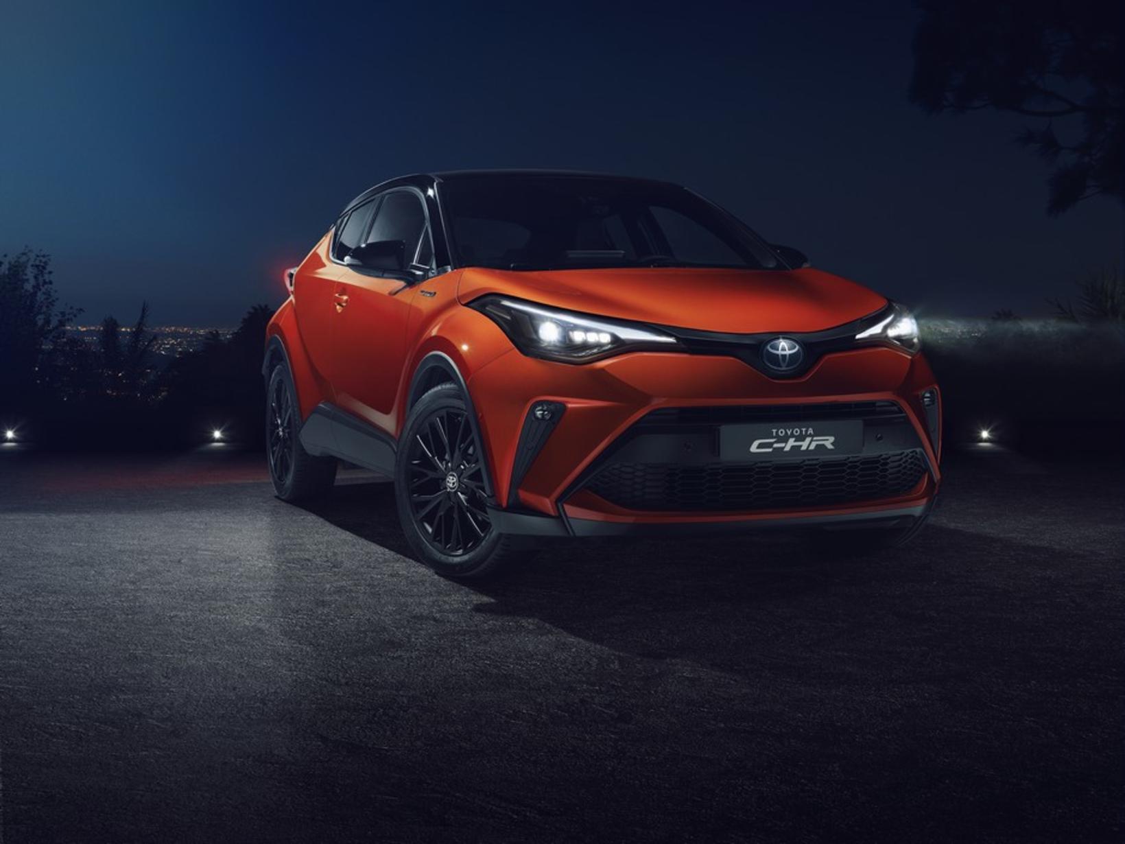 Nýjasta útgáfa Toyota CH-R