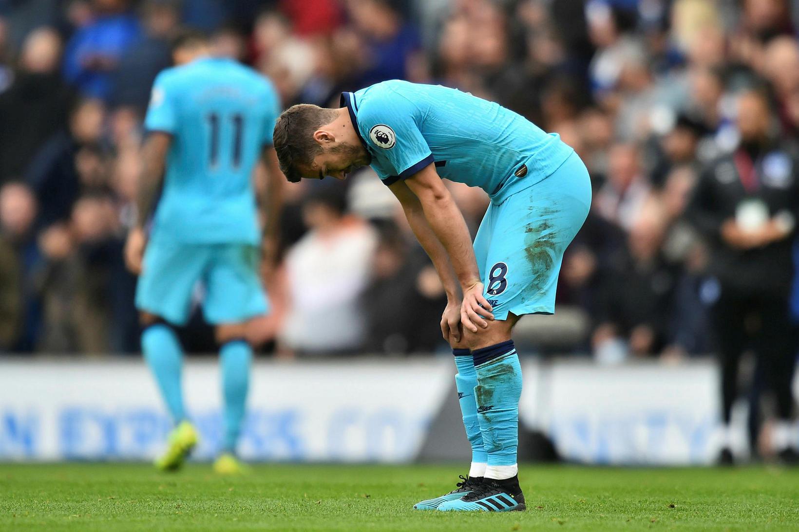 Það gengur lítið upp hjá Tottenham.