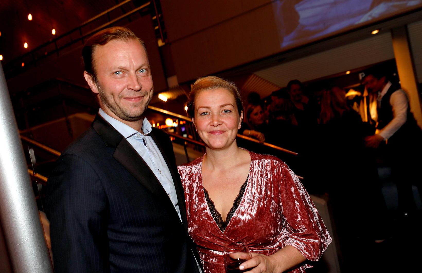 Sveinn Ólafur Gunnarsson og Jóhanna Helga Þorkelsdóttir.