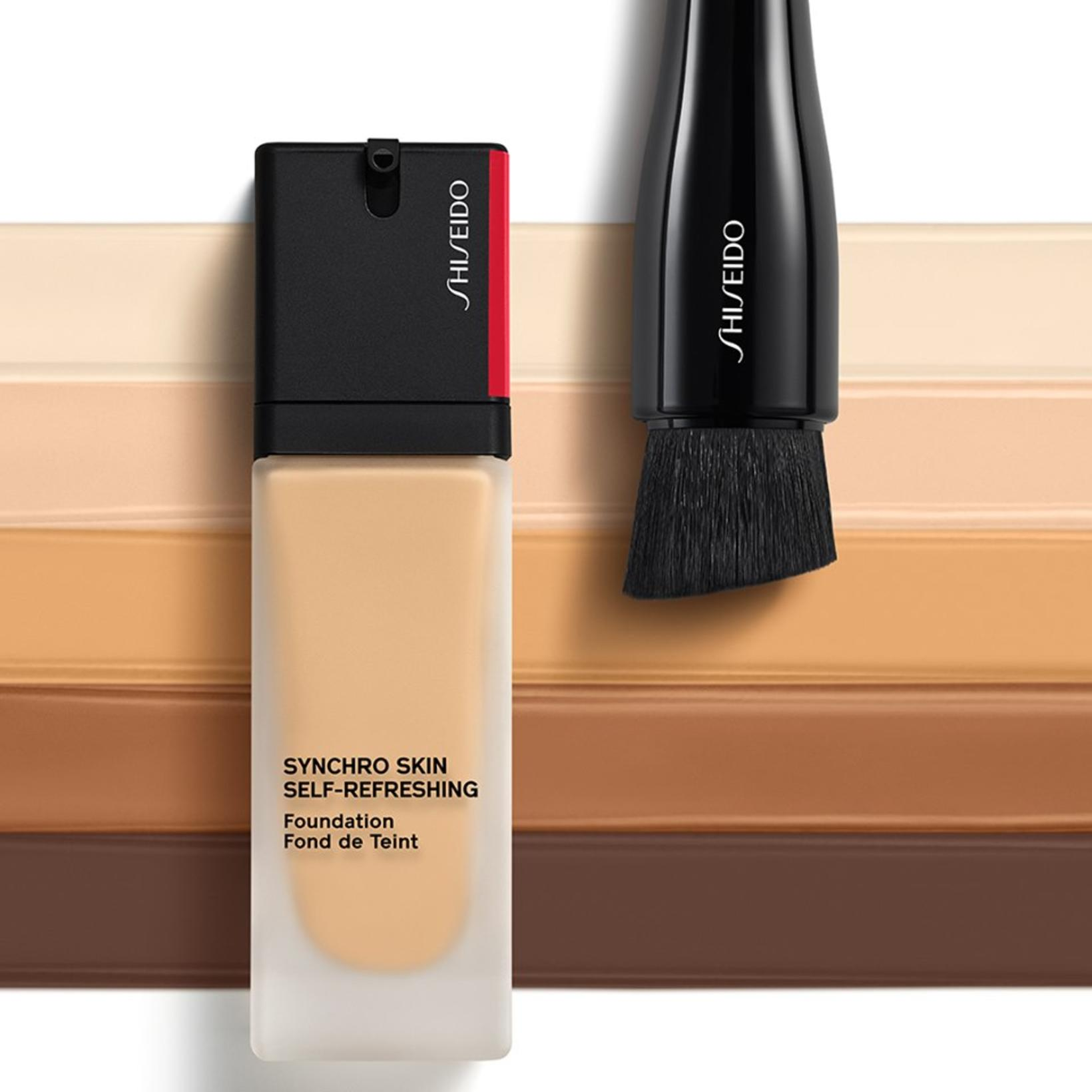 Shiseido Synchro Skin Self-Refreshing Foundation SPF 30.