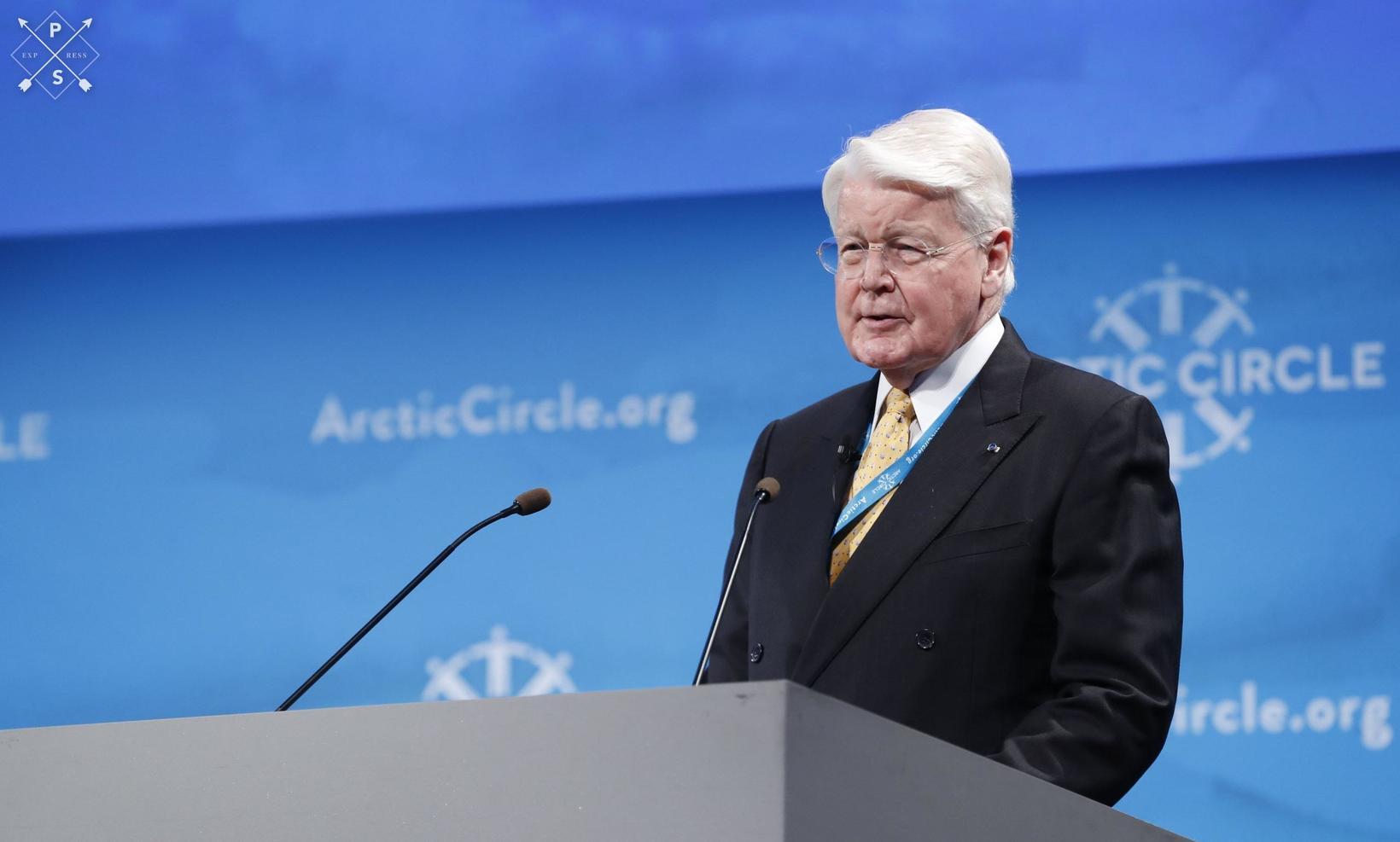 Ólafur Ragnar Grímsson, stjórnarformaður Arcitc Circle og fyrrverandi forseti Íslands.