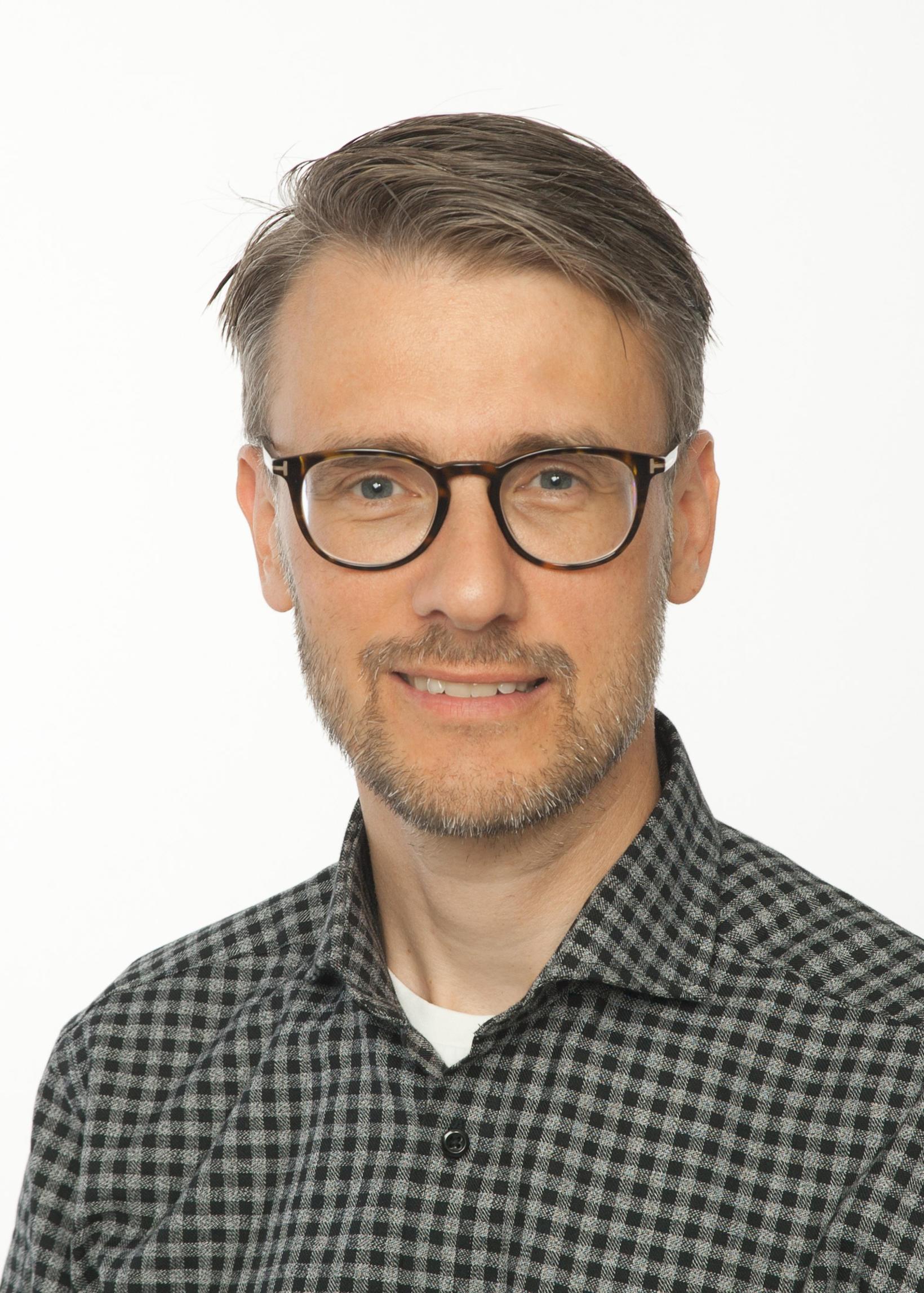 Jón Axelsson framkvæmdastjóri Skólamatar.