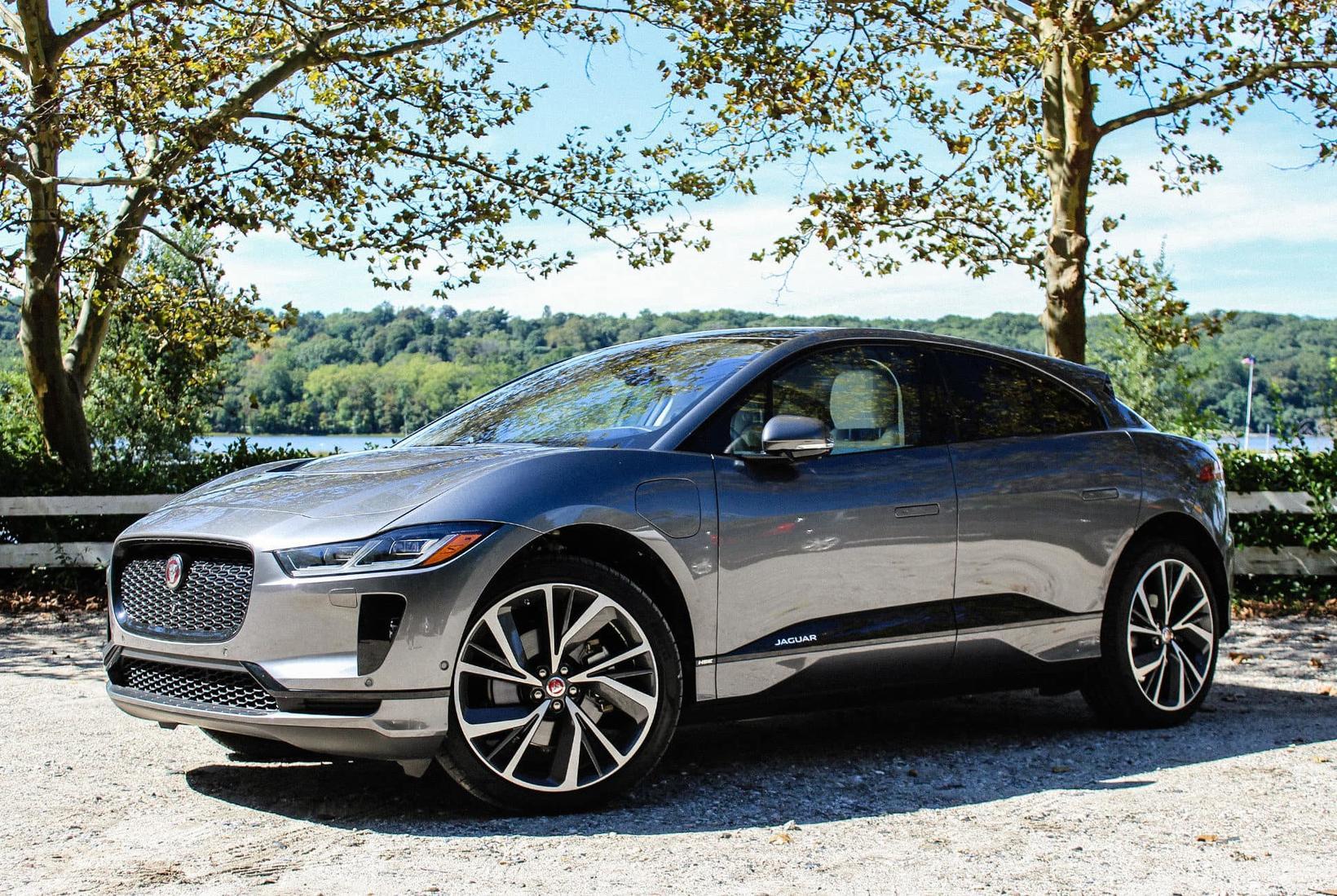 Jaguar I-Pace er bíll ársins 2020 á Íslandi.