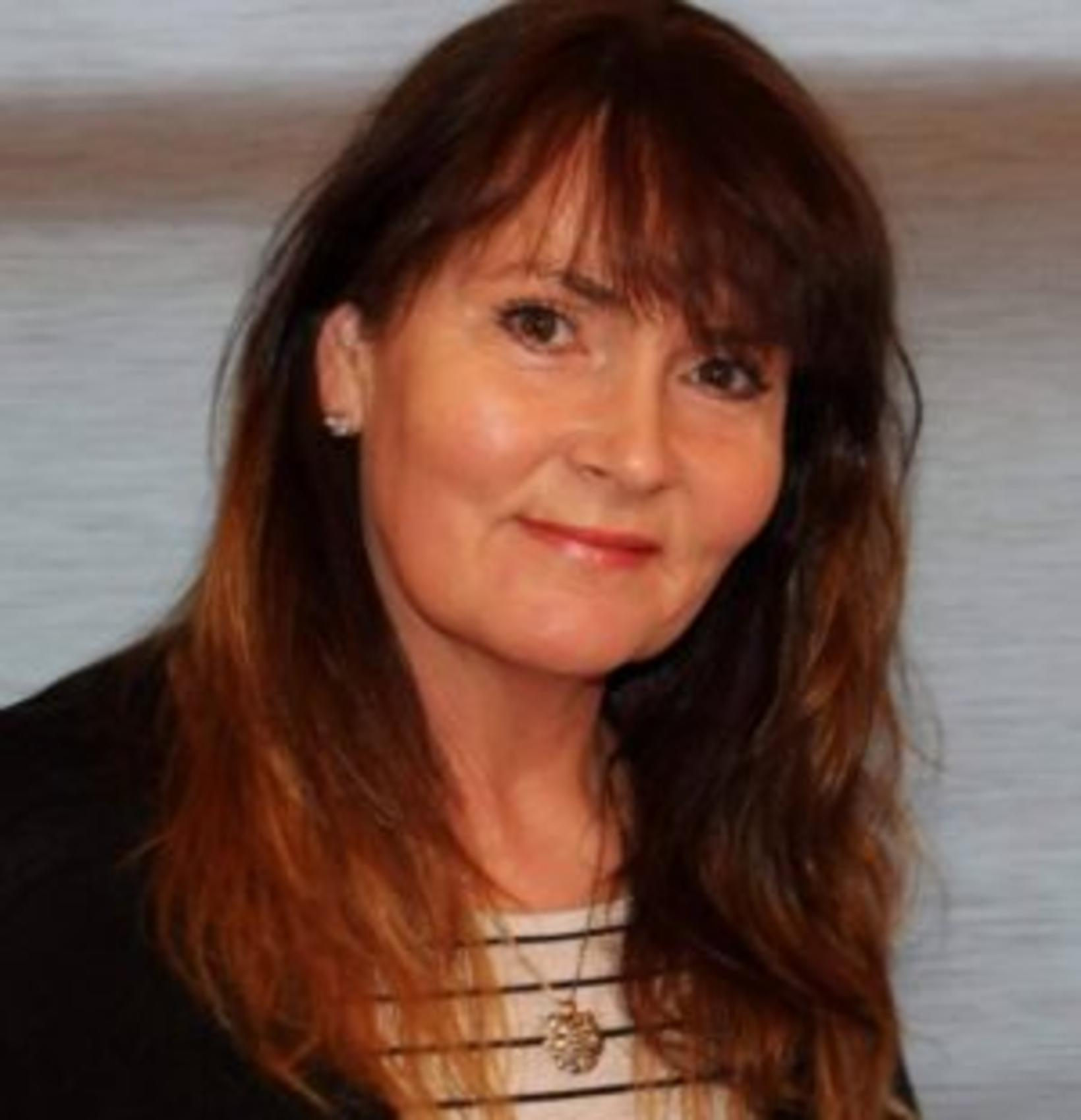 Sandra B. Franks, formaður Sjúkraliðafélags Íslands.