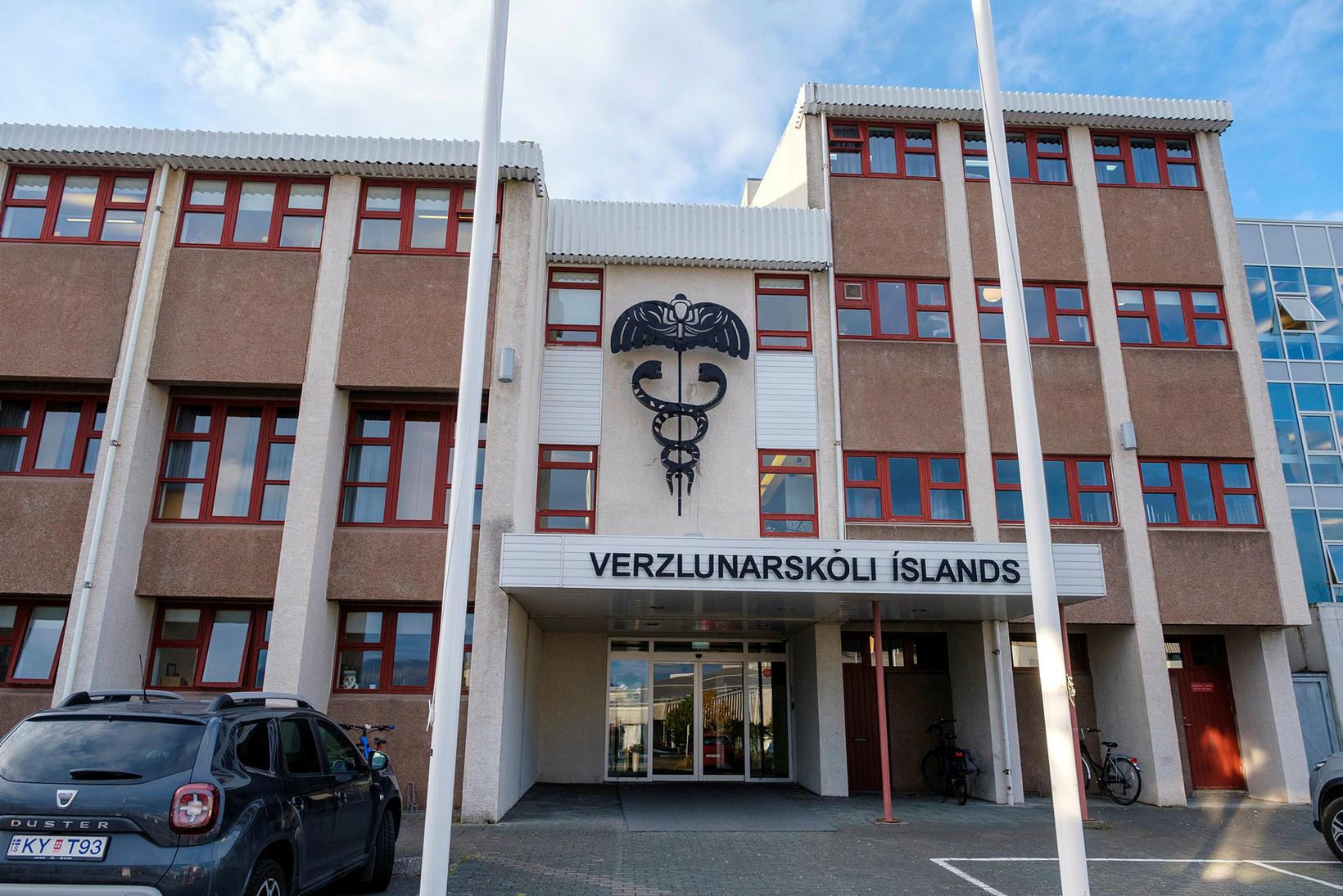 Verzlunarskóli Íslands er langvinsælasti framhaldsskóli landsins.