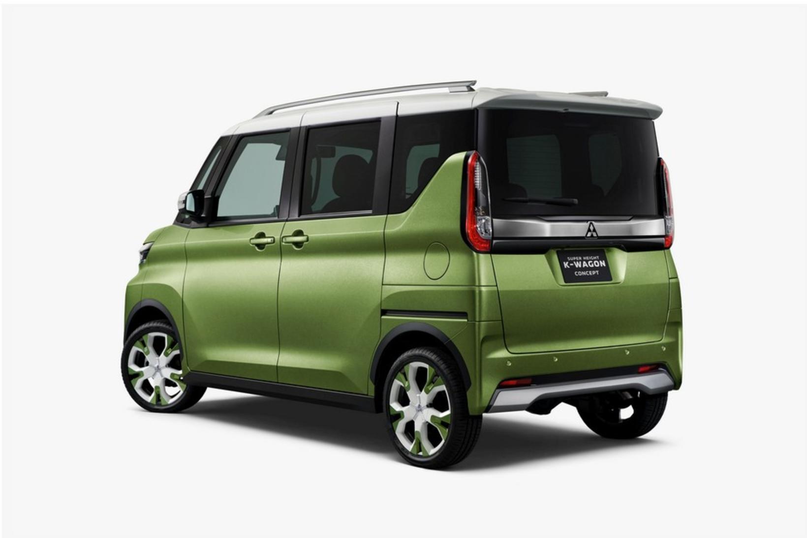 Mitsubishi K-Wagon