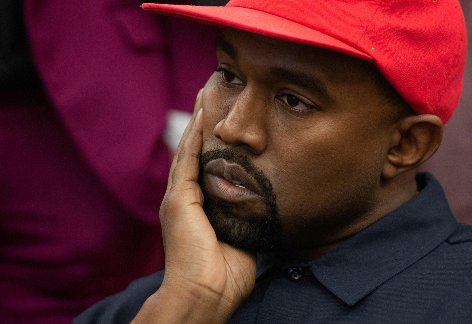 Kanye hefur mokað skarti í Kim í gegnum árin sem …