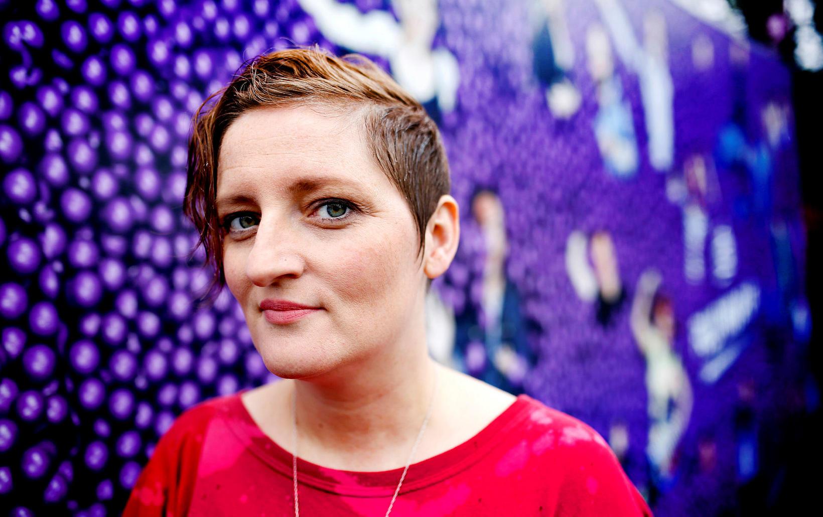 Kristín Eysteinsdóttir leikhússtjóri.