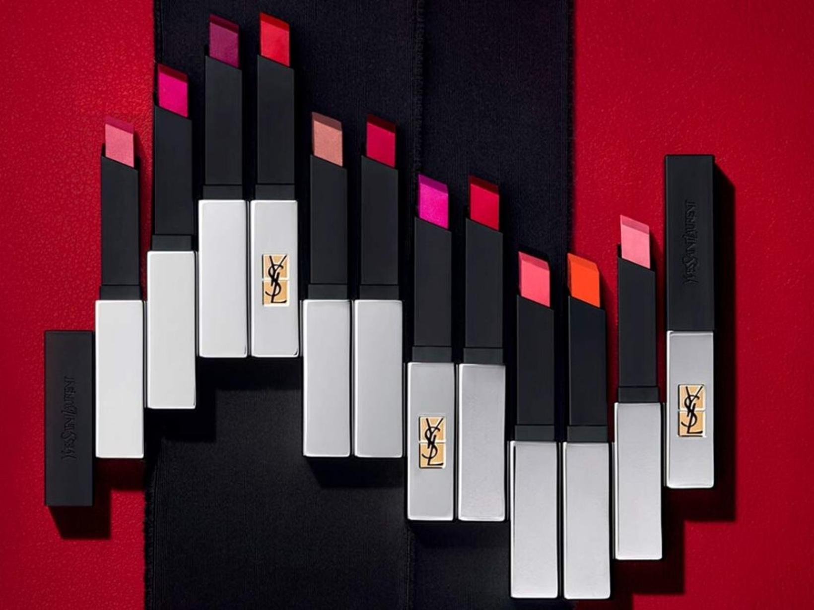 Yves Saint Laurent The Slim Sheer Matte Lipstick, 5.599 kr.