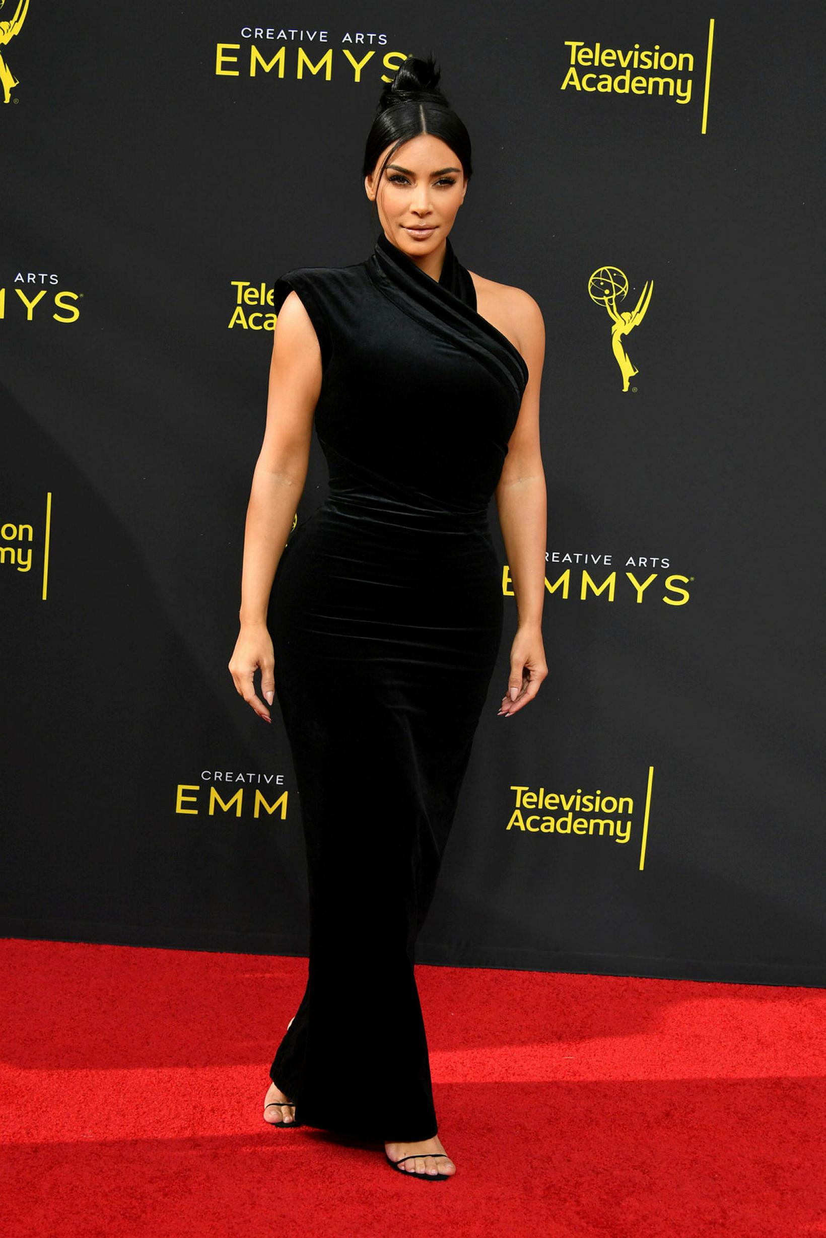 Melissa Alcantara þjálfar Kim Kardashian.