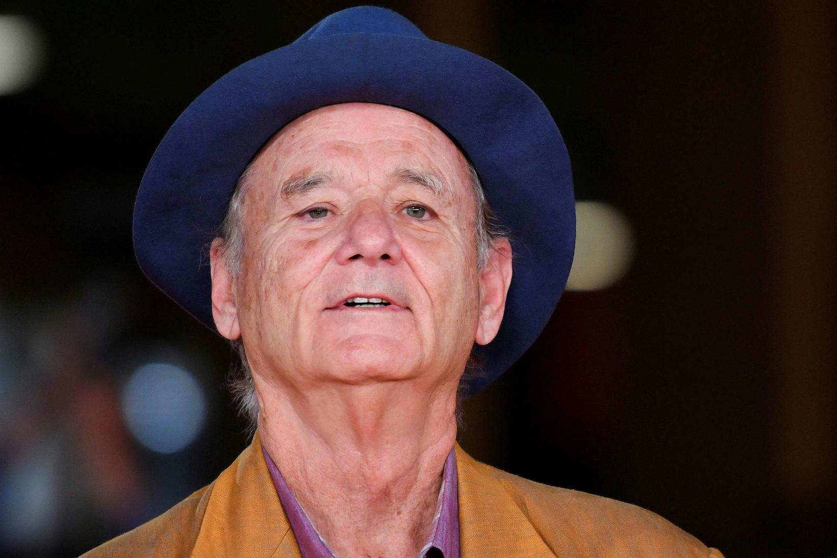 Bill Murray sótti um vinnu á veitingastað á flugvelli fyrir …