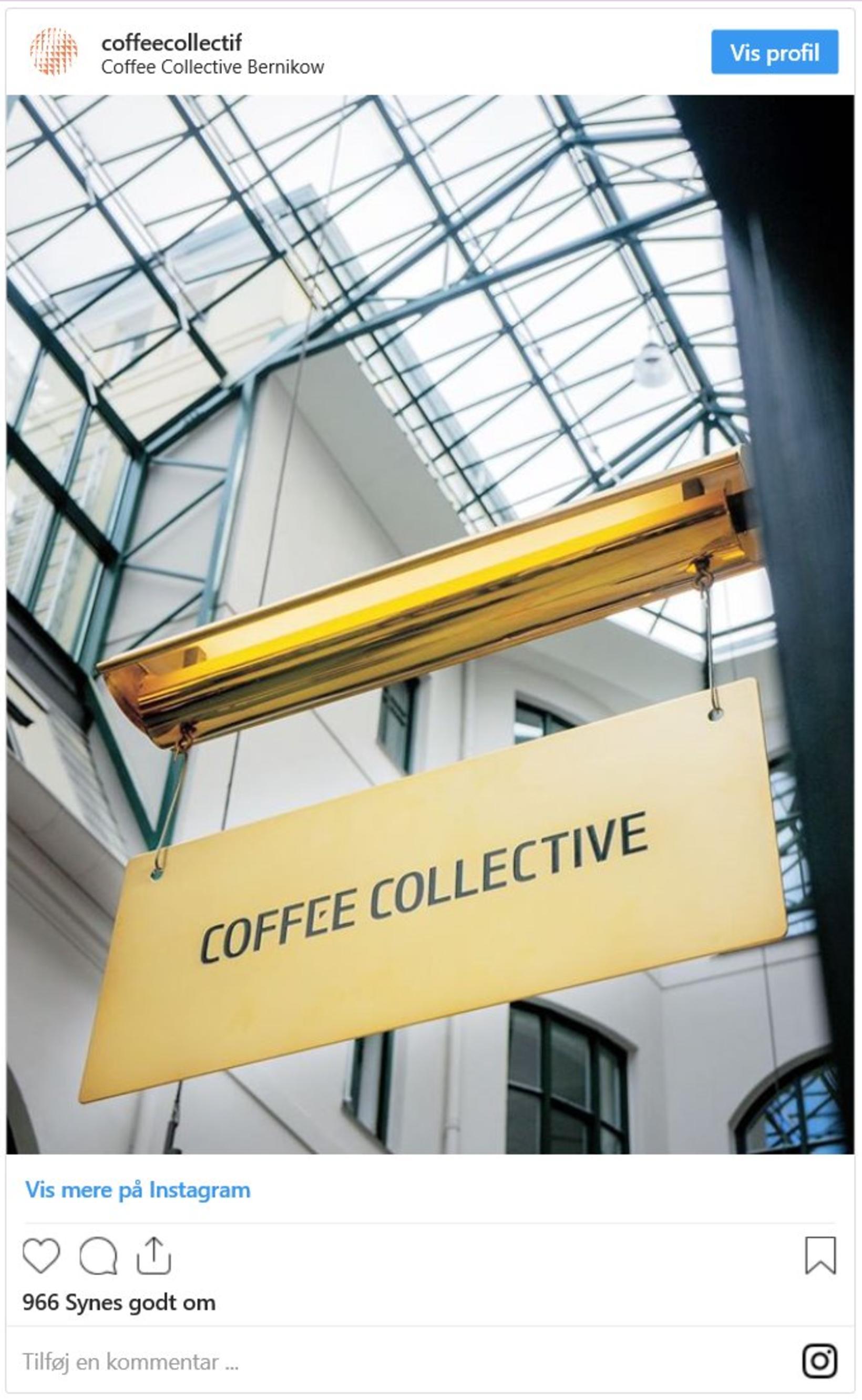 Coffee Collective framreiðir kaffi í hæsta gæðaflokki. Þau rista allar …