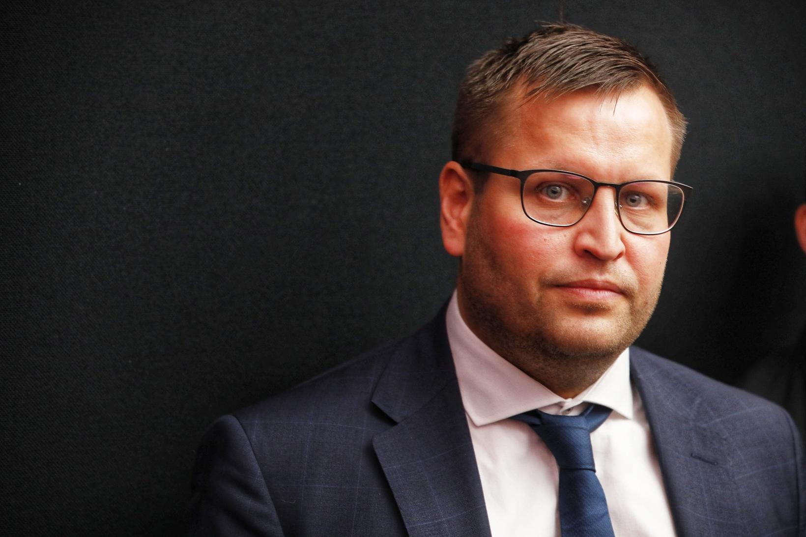 Bogi Guðmundsson, framkvæmdastjóri sölu-, markaðs- og lögfræðisviðs.