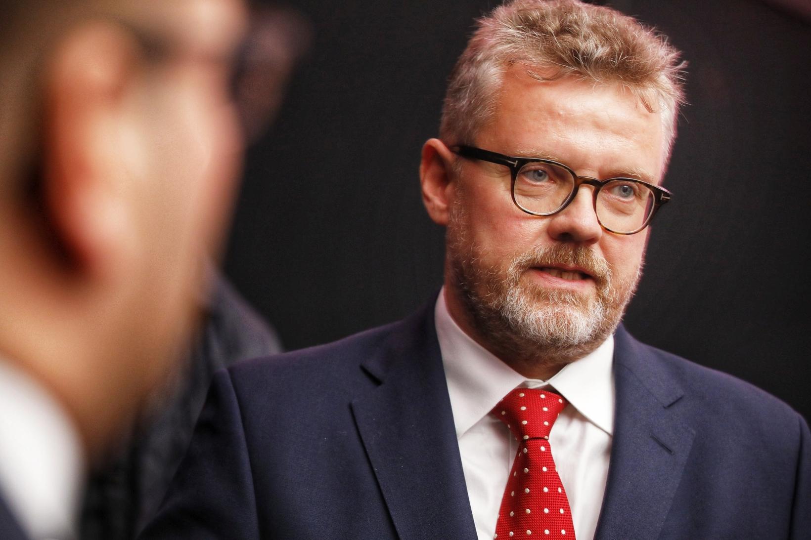 Þóroddur Ari Þóroddsson, meðstofnandi og stjórnarformaður Play.