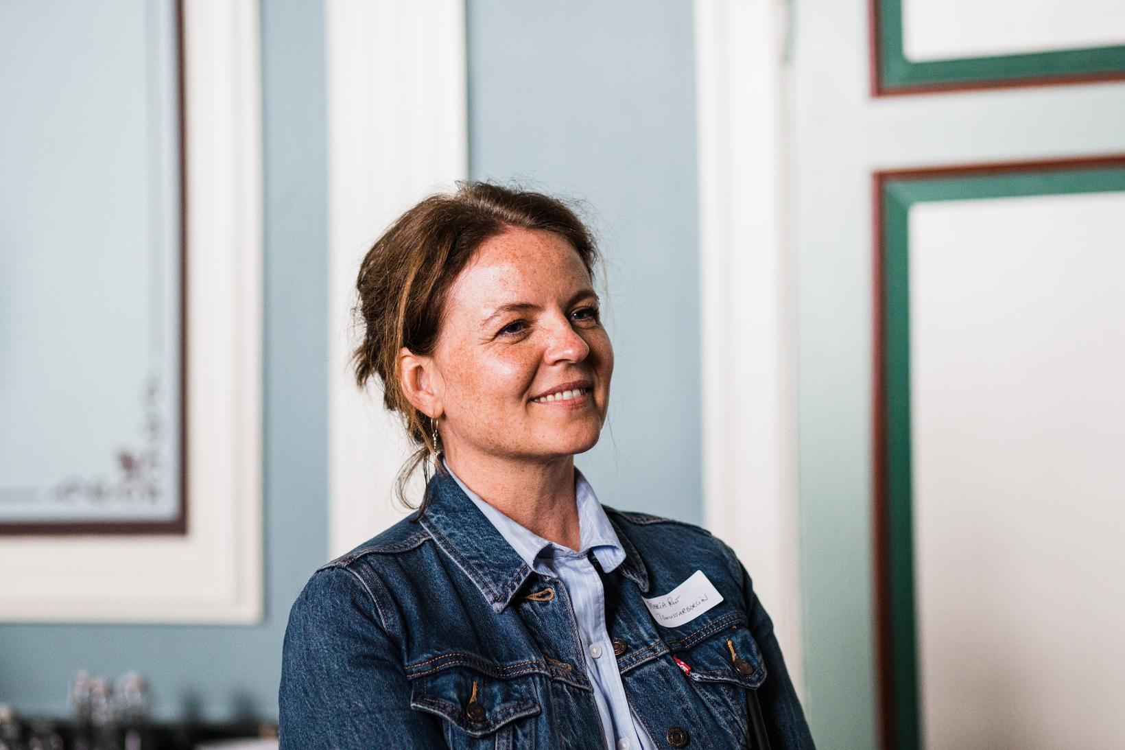 María Rut Reynisdóttir verkefnastjóri tónlistarborgarinnar Reykjavík