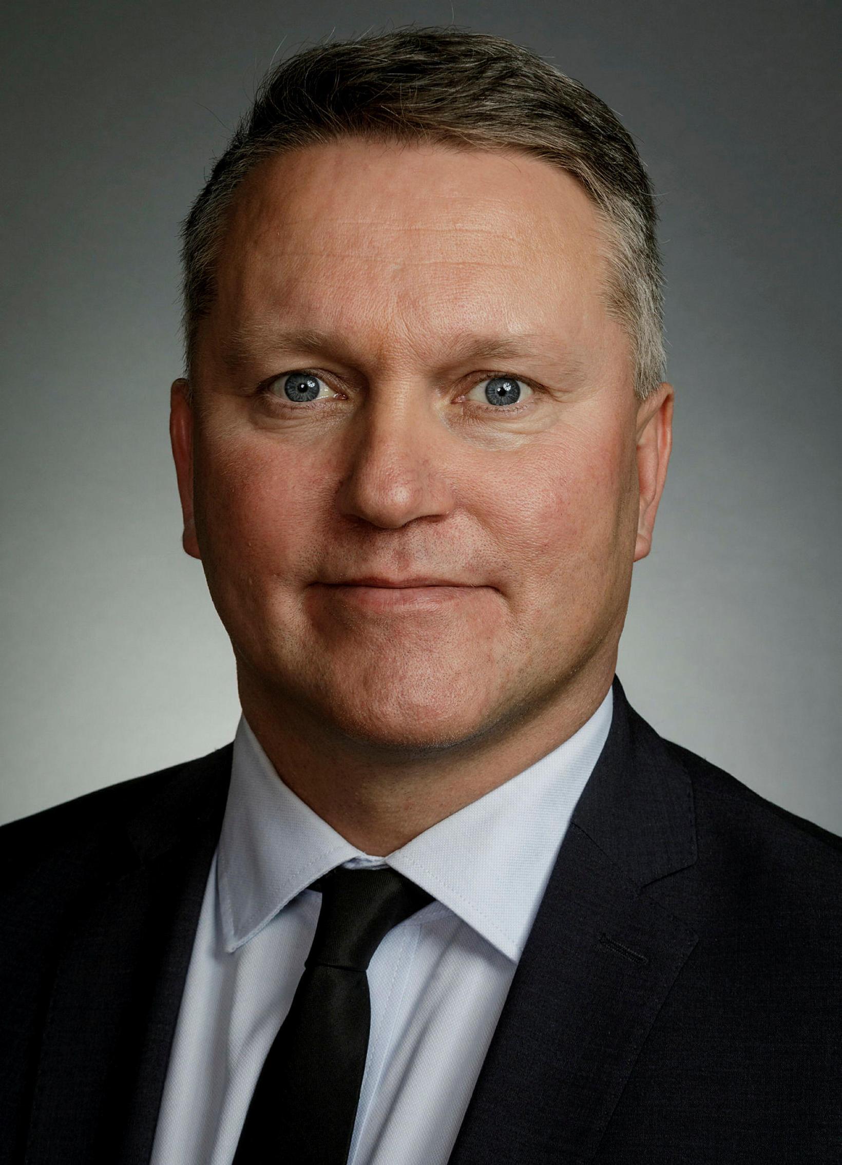 Njáll Trausti Friðbertsson