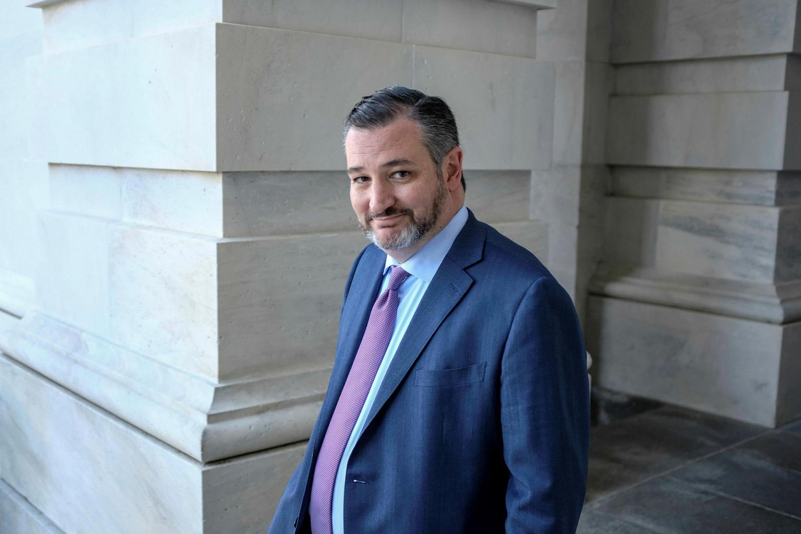 Ted Cruz er þingmaður Texas-ríkis.