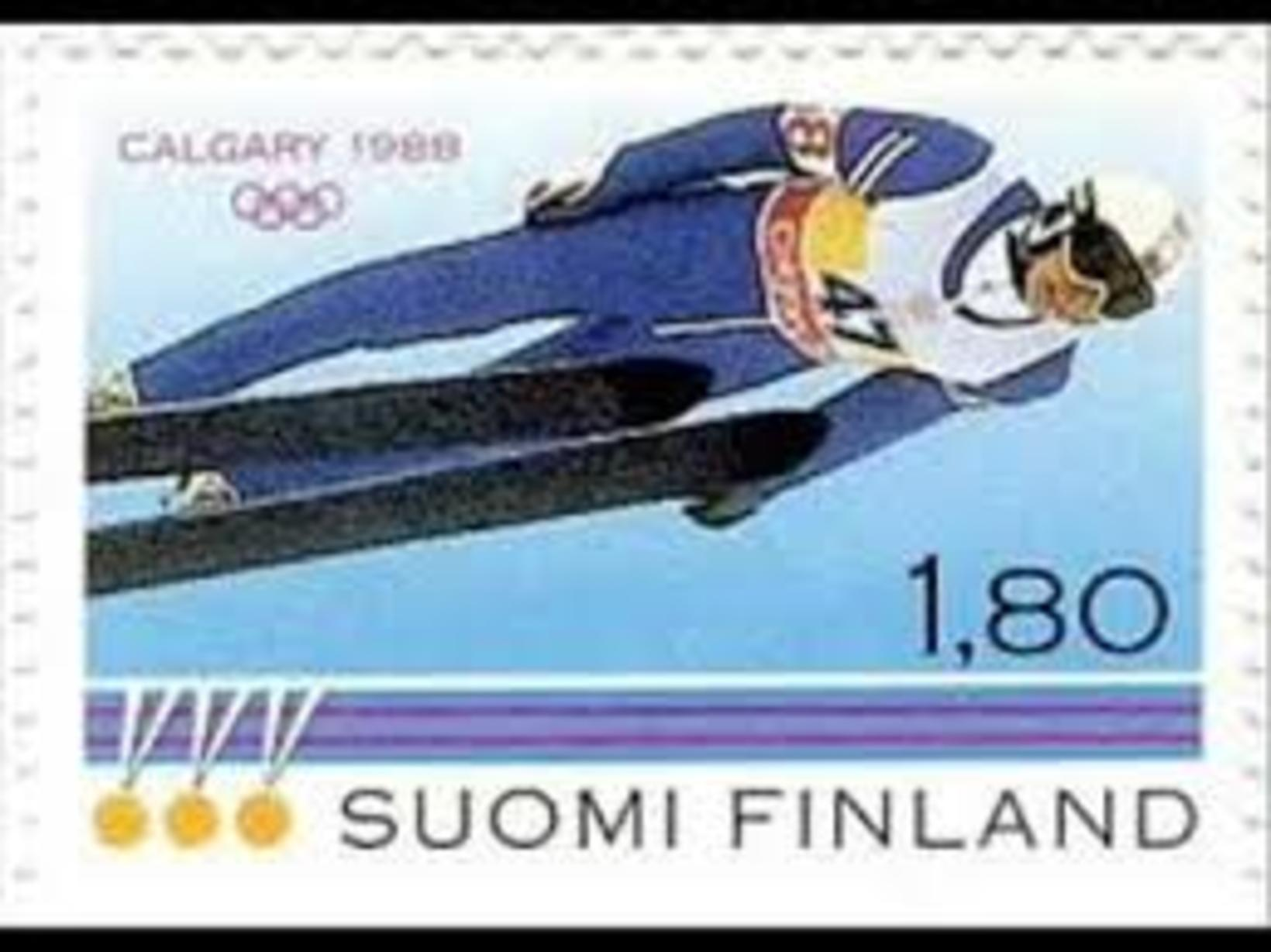 Matti Nykänen var oftar en einu sinni sýndur sá sómi ...