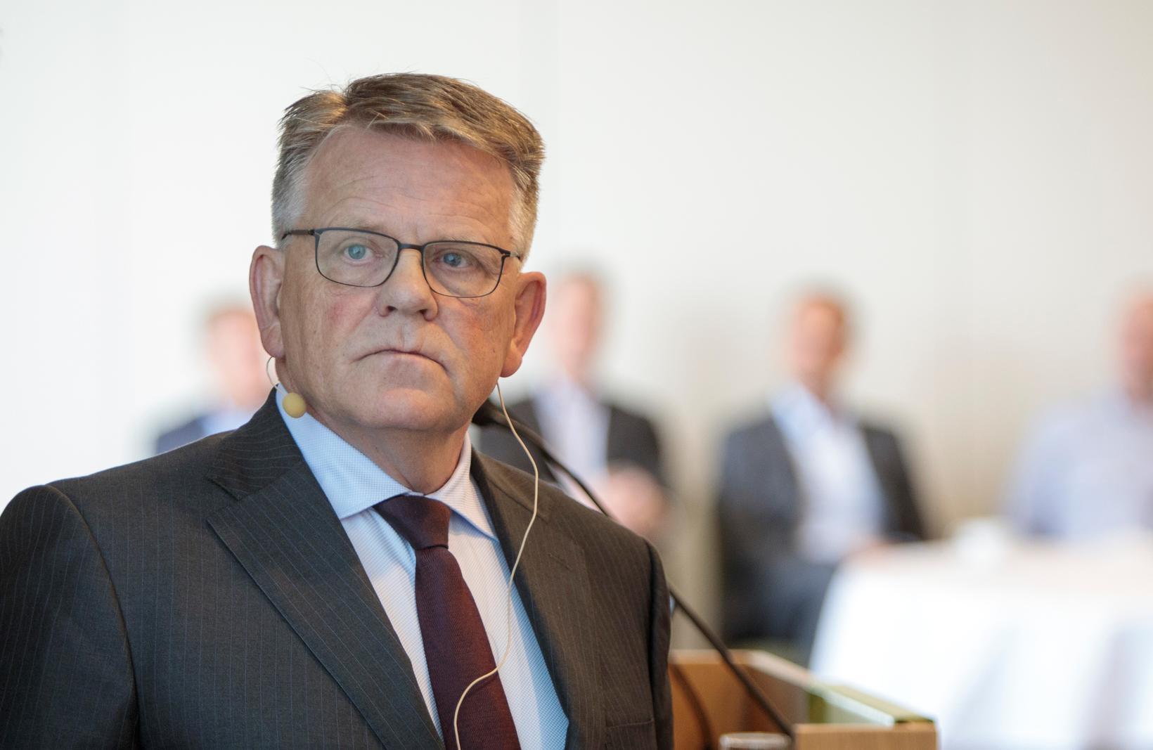 Björgólfur Jóhannsson, starfandi forstjóri Icelandair.