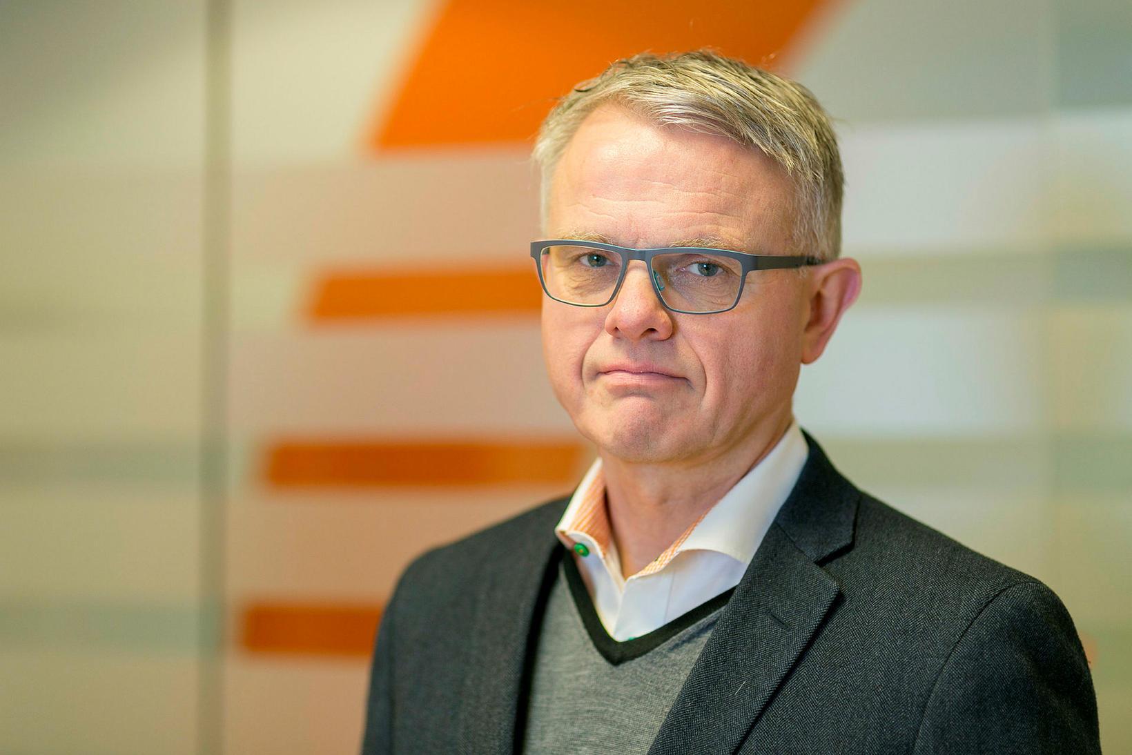 Andrés Magnússon, framkvæmdastjóri Samtaka verslunar og þjónustu.