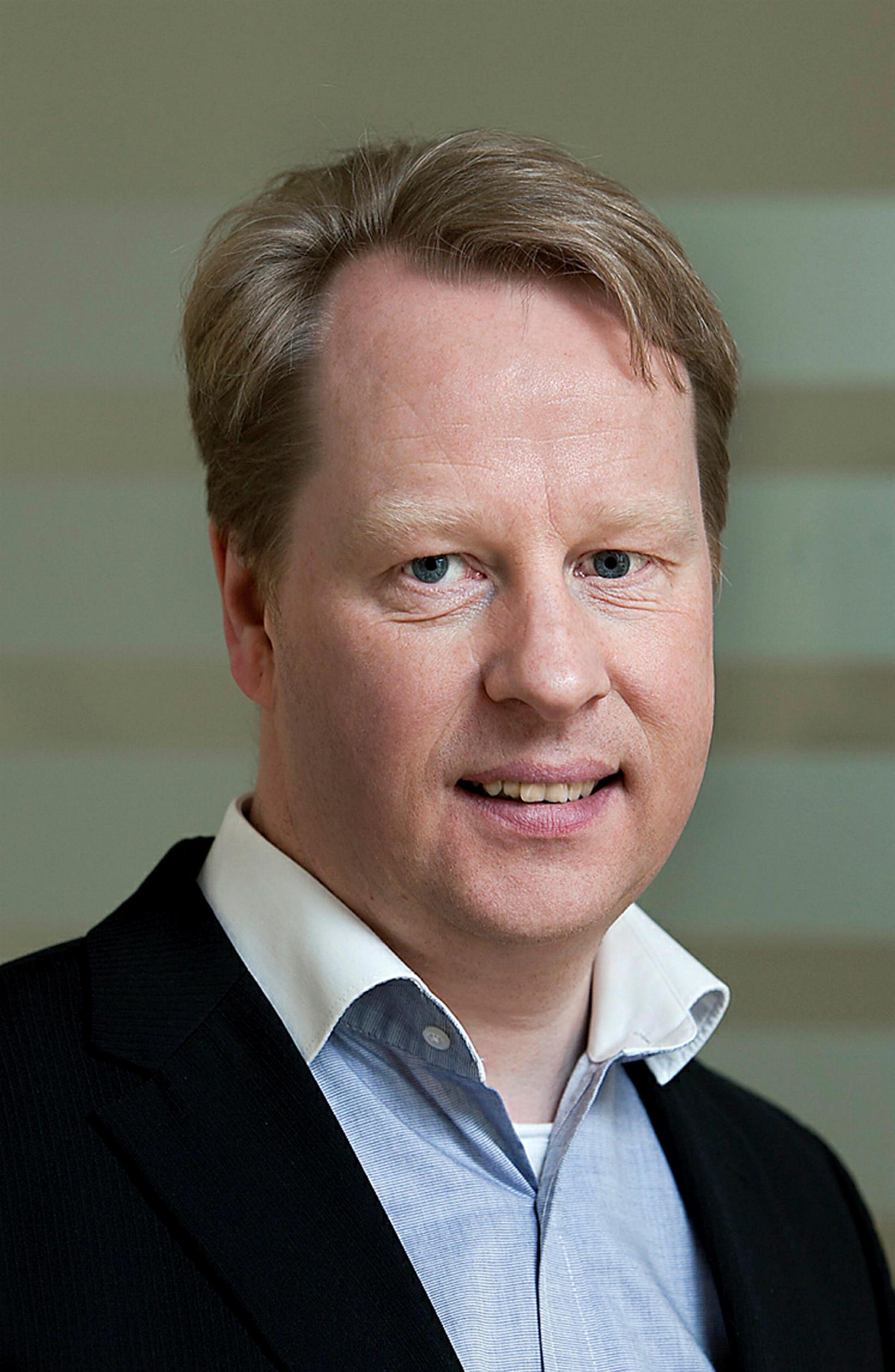 Jakob Falur Garðarsson, framkvæmdastjóri Frumtaka.