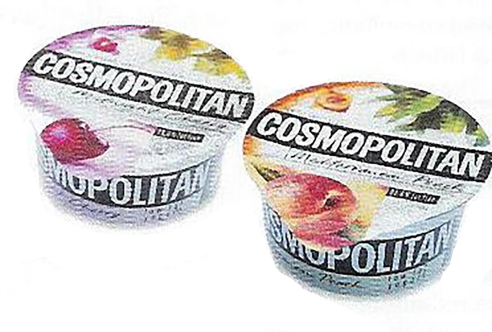 Vinsældir Cosmopolitan tímaritsins voru slíkar á tíunda áratugnum að einhver ...