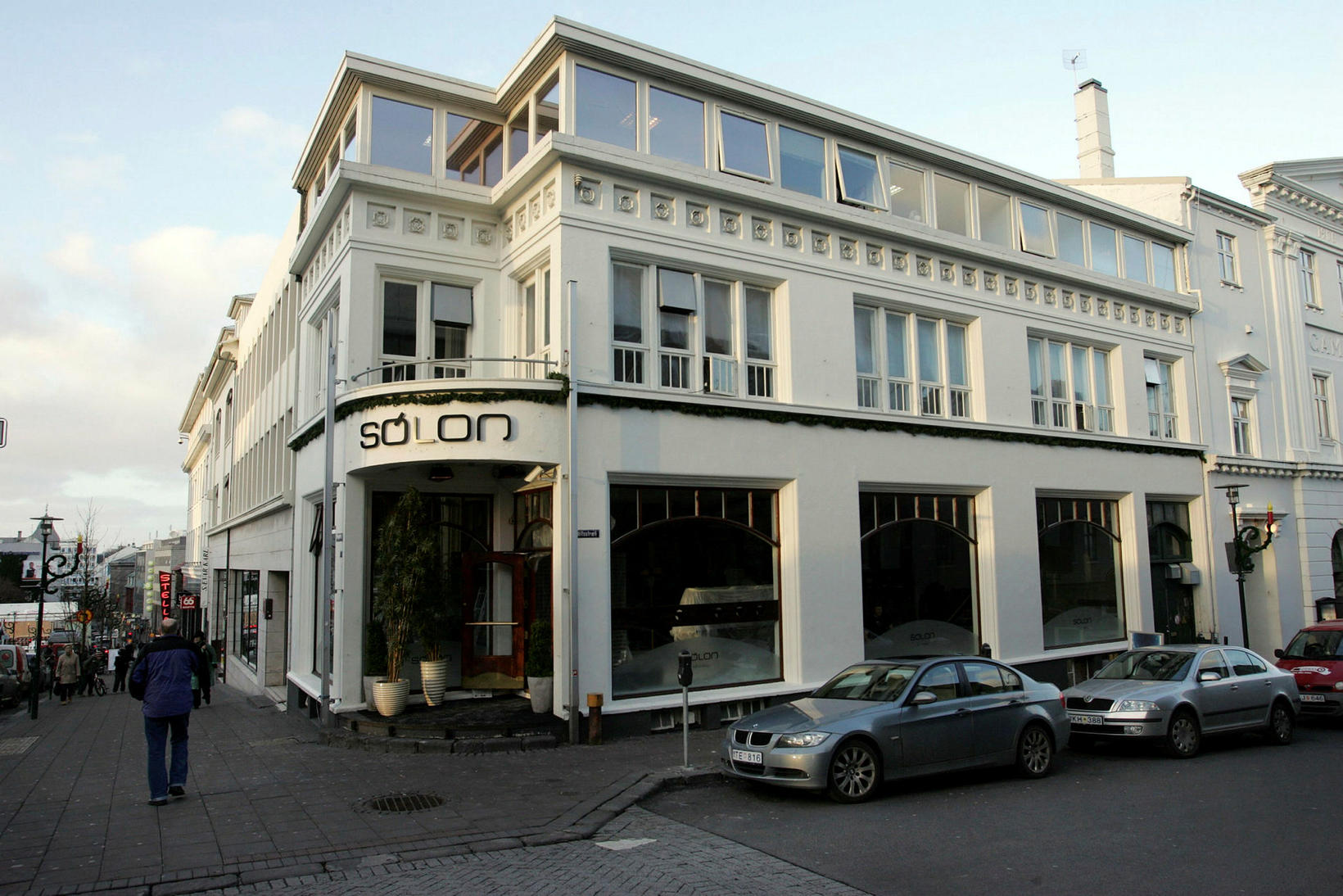 Sólon restaurant.
