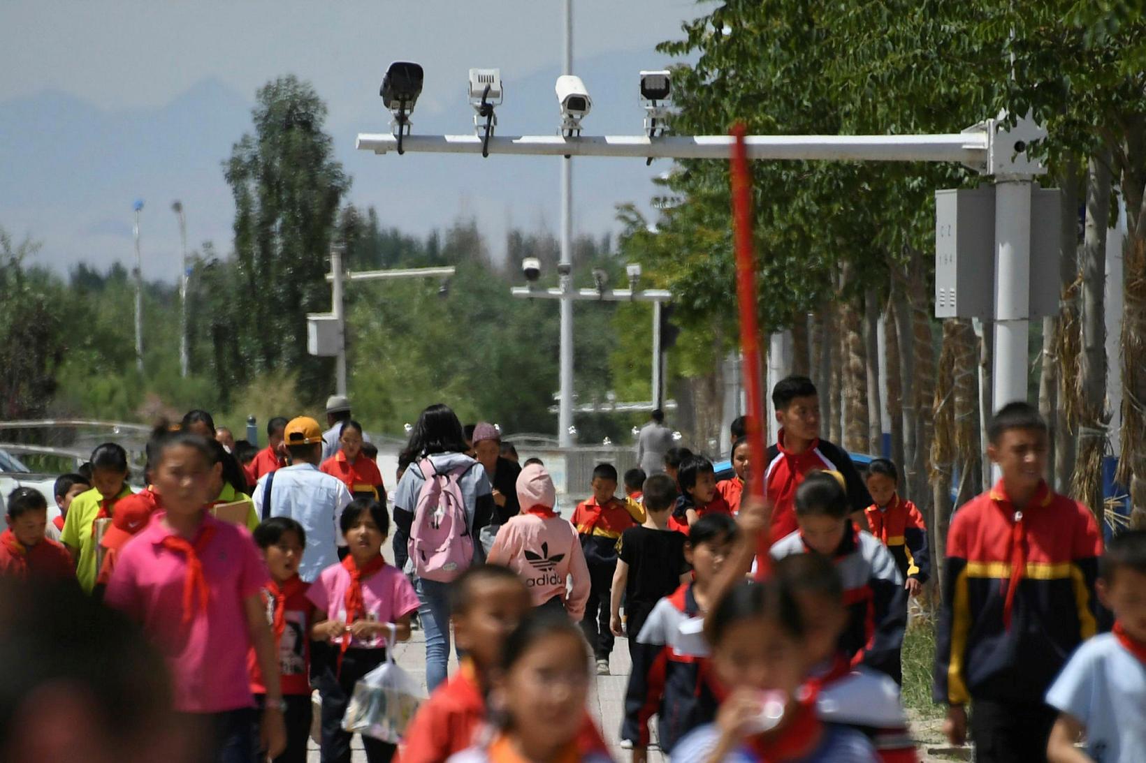Talskona mannréttindasamtakanna Human Rights Watch segir gögnin sýna fram á …