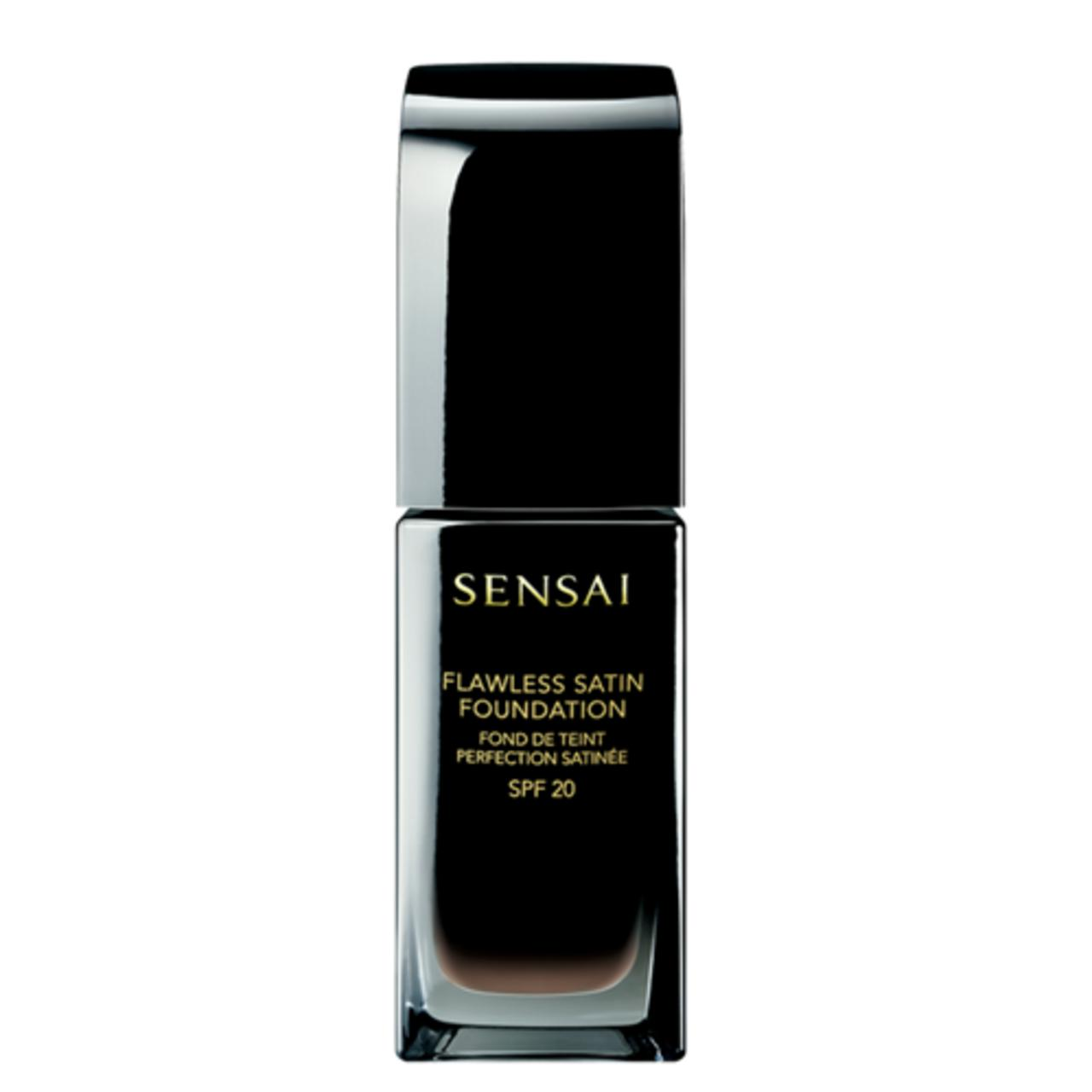 Sensai Flawless Satin Foundation SPF 20.