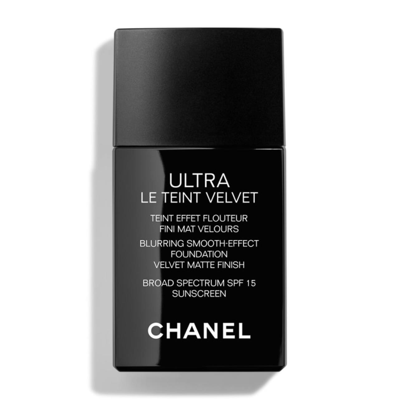 Chanel Ultra Le Teint Velvet SPF 15.