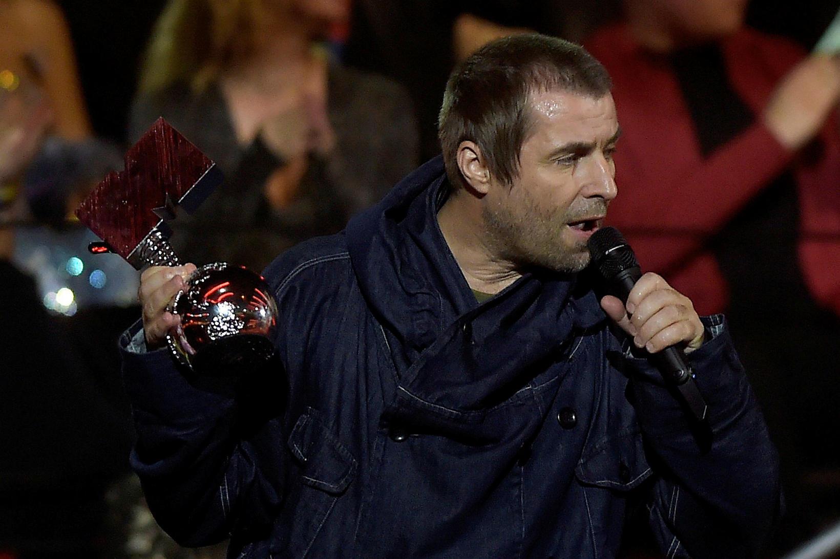 Liam Gallagher fær ekki að kenna á því frá Williams.