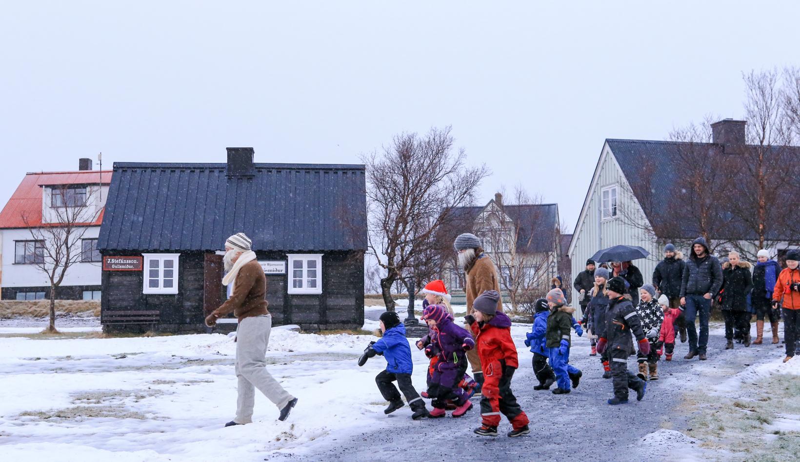 From Árbær Open Air Museum.