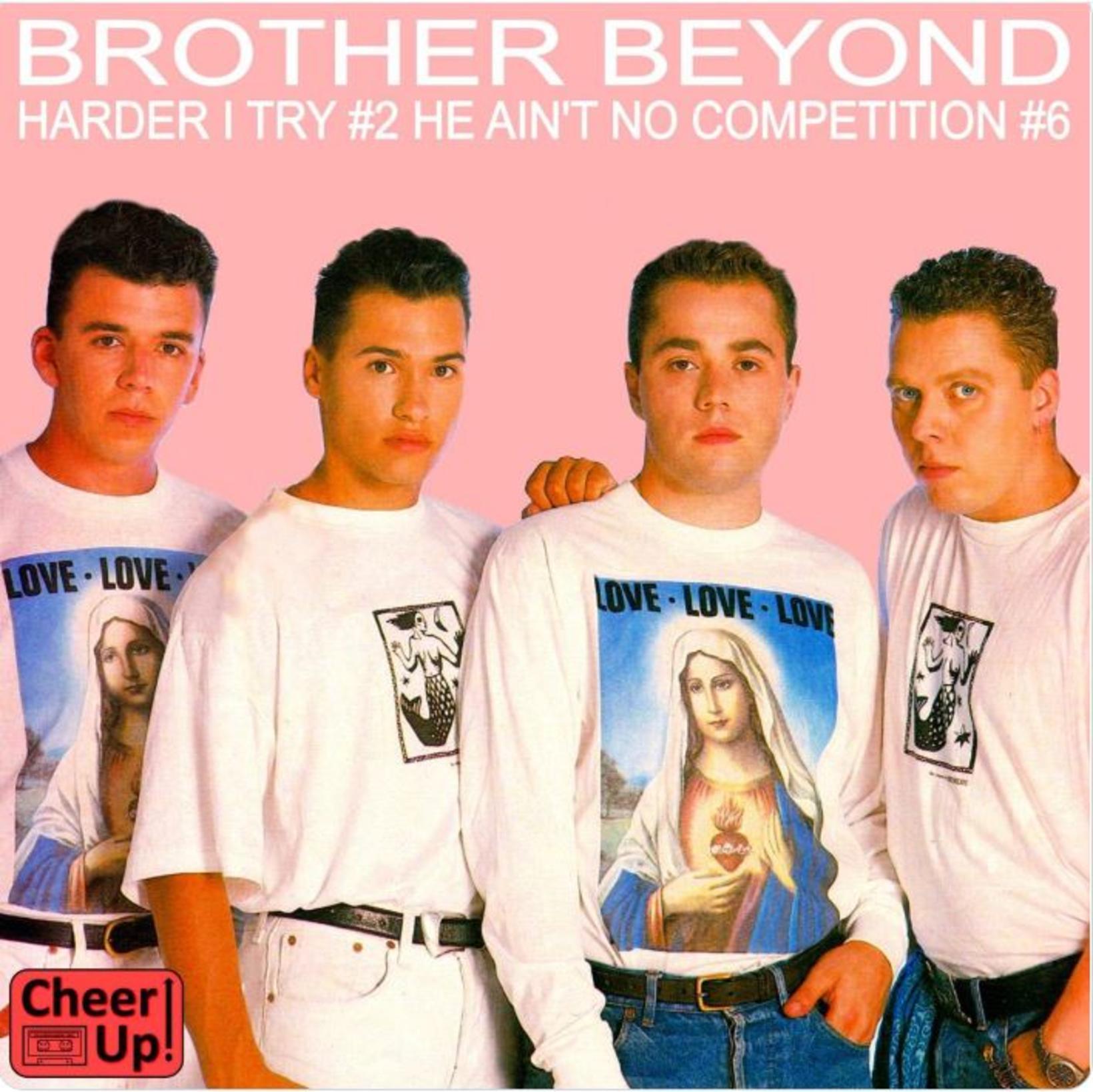 Strákasveitin Brother Beyond sló rækilega í gegn árið 1988.