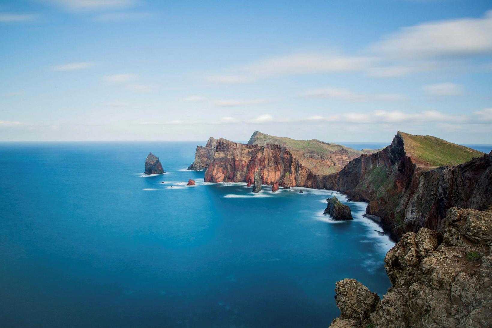 Fegurð Madeira er einstök.