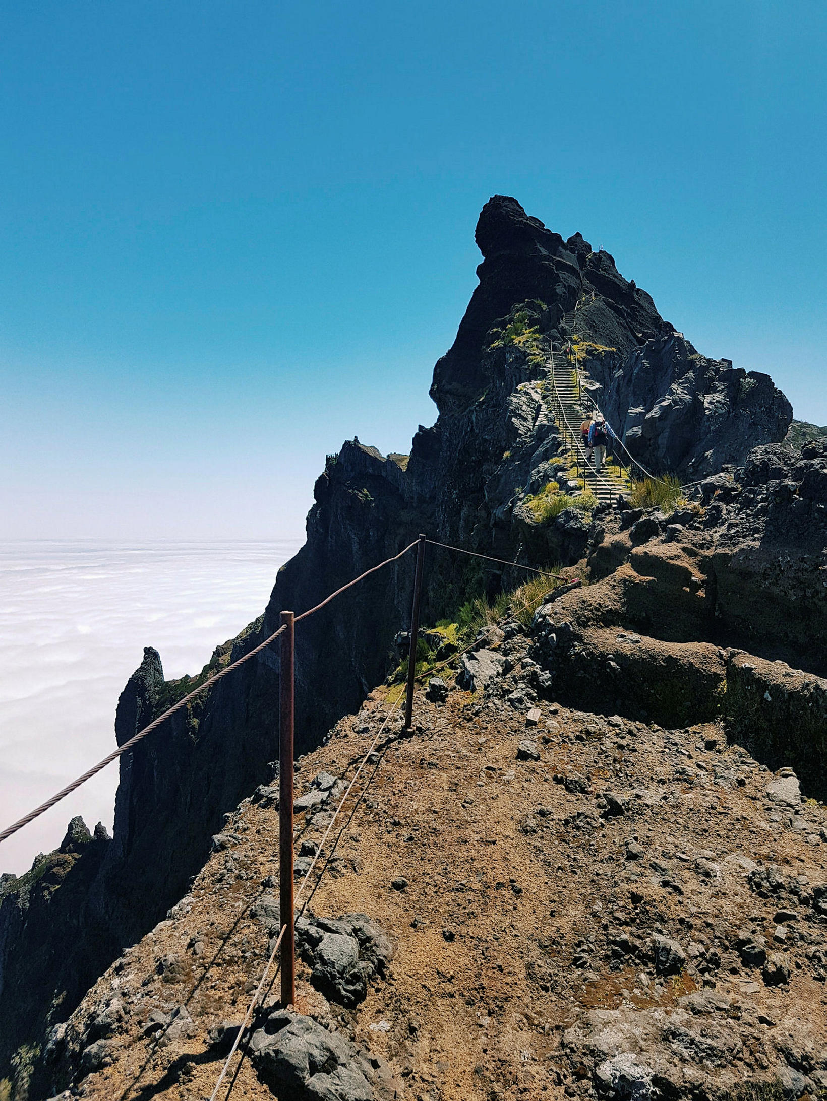 Pico Ruivo er um fjögurra tíma gönguleið sem er töluvert …