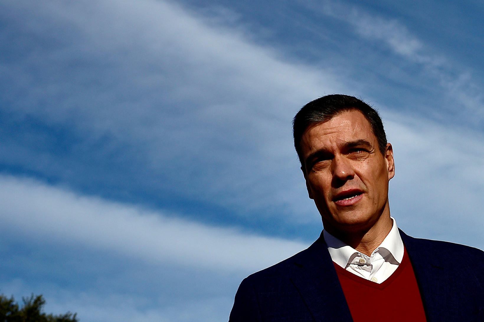 Pedro Sanchez, núverandi forsætisráðherra Spánar.