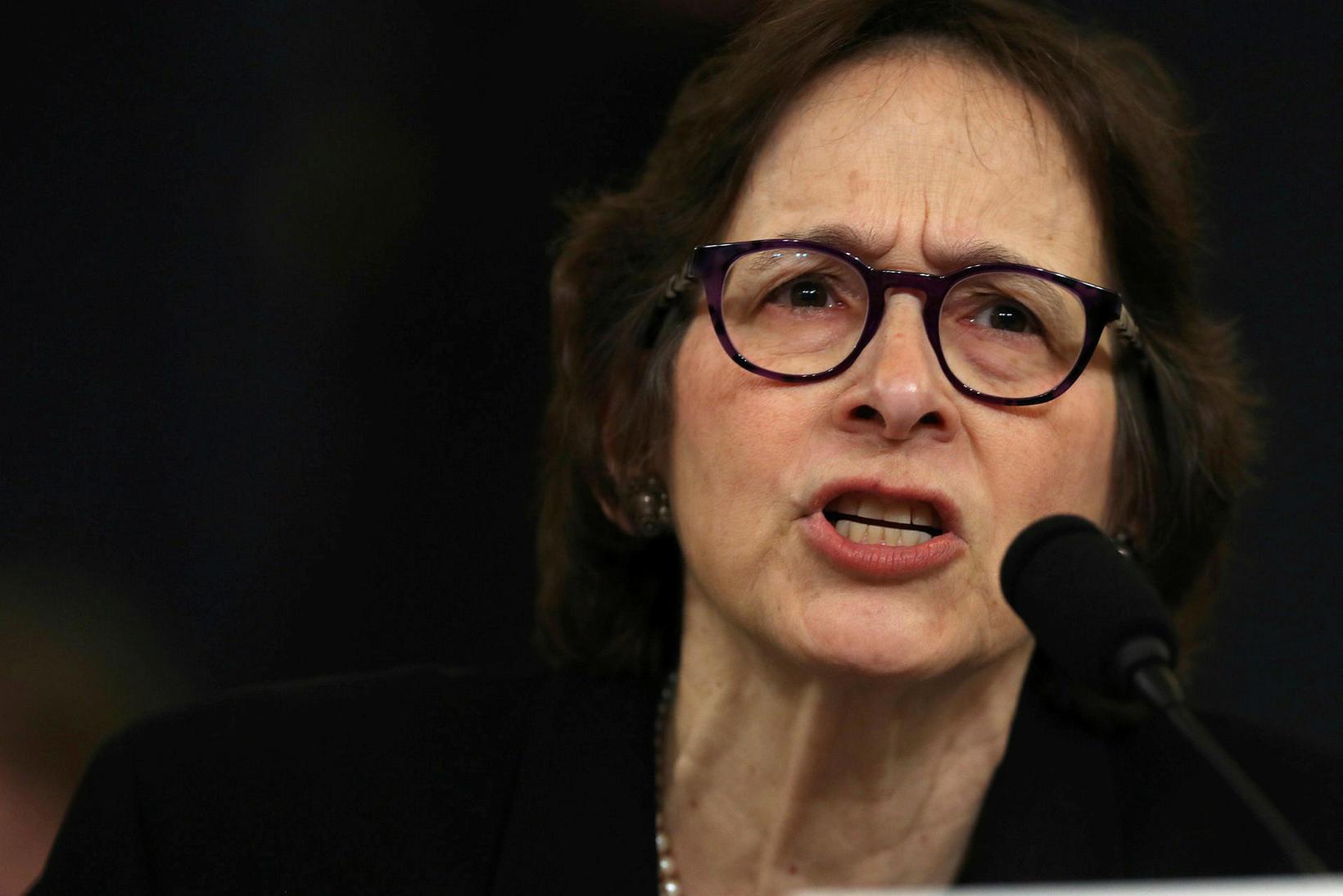 Pamela Karlan er prófessor í stjórnskipunarrétti við Stanford-háskóla.