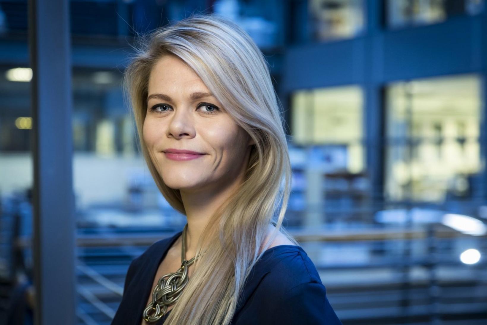 Edda Björk Þórðardóttir doktor í lýðheilsuvísindum hélt hjá Stígamótum í …