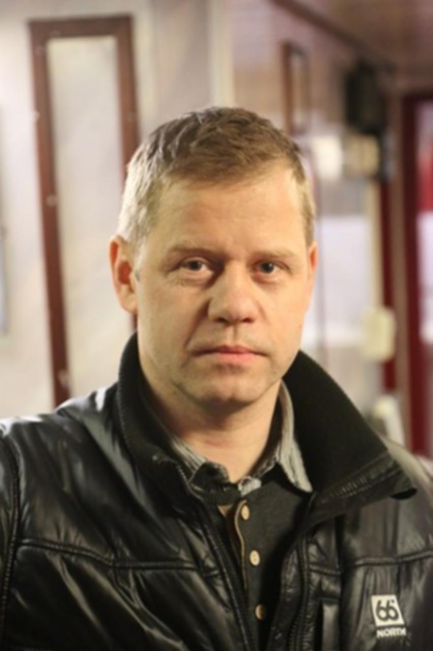 Tómas Kárason, skipstjóri Beitis NK.