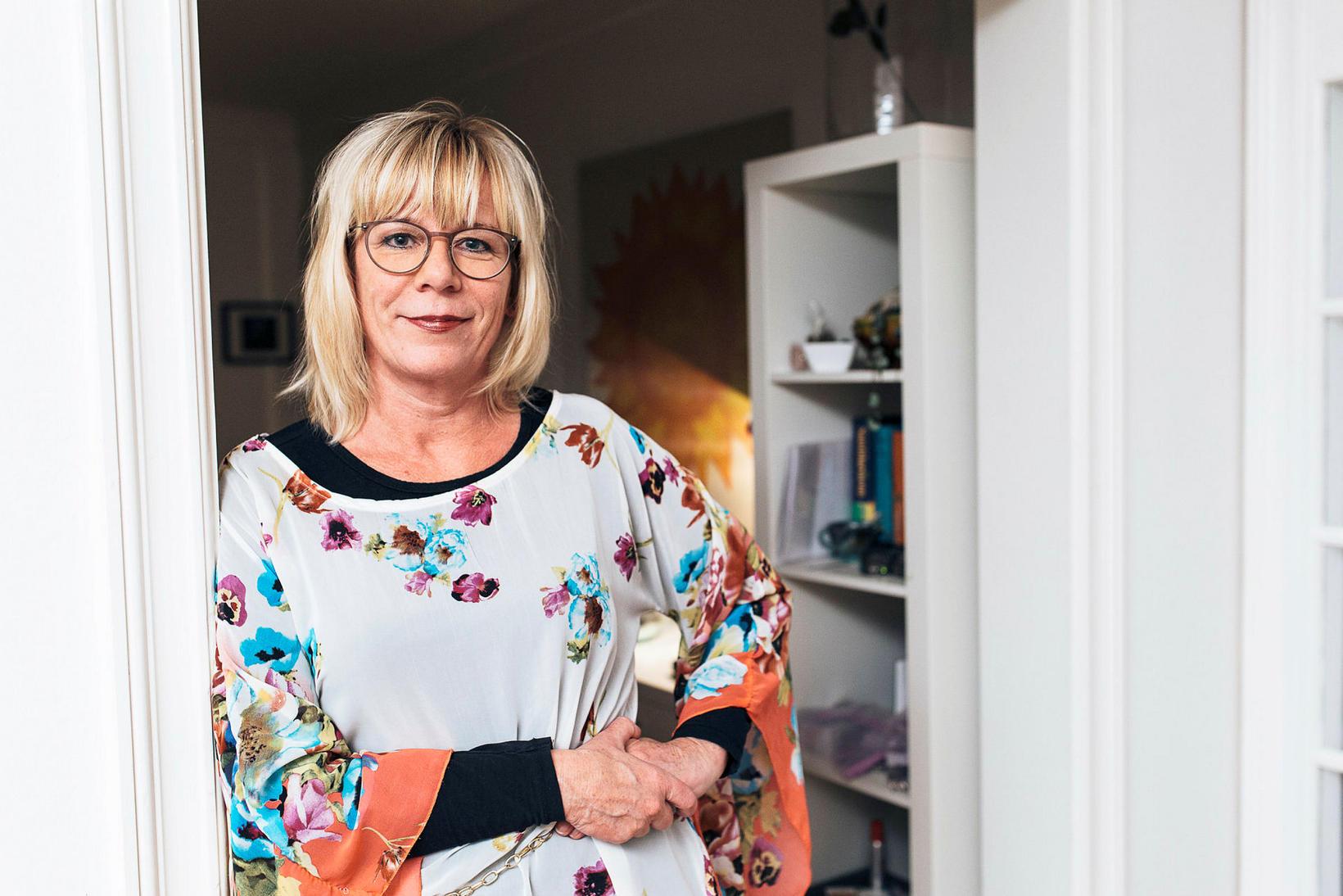 Vigdís Hauksdóttir.