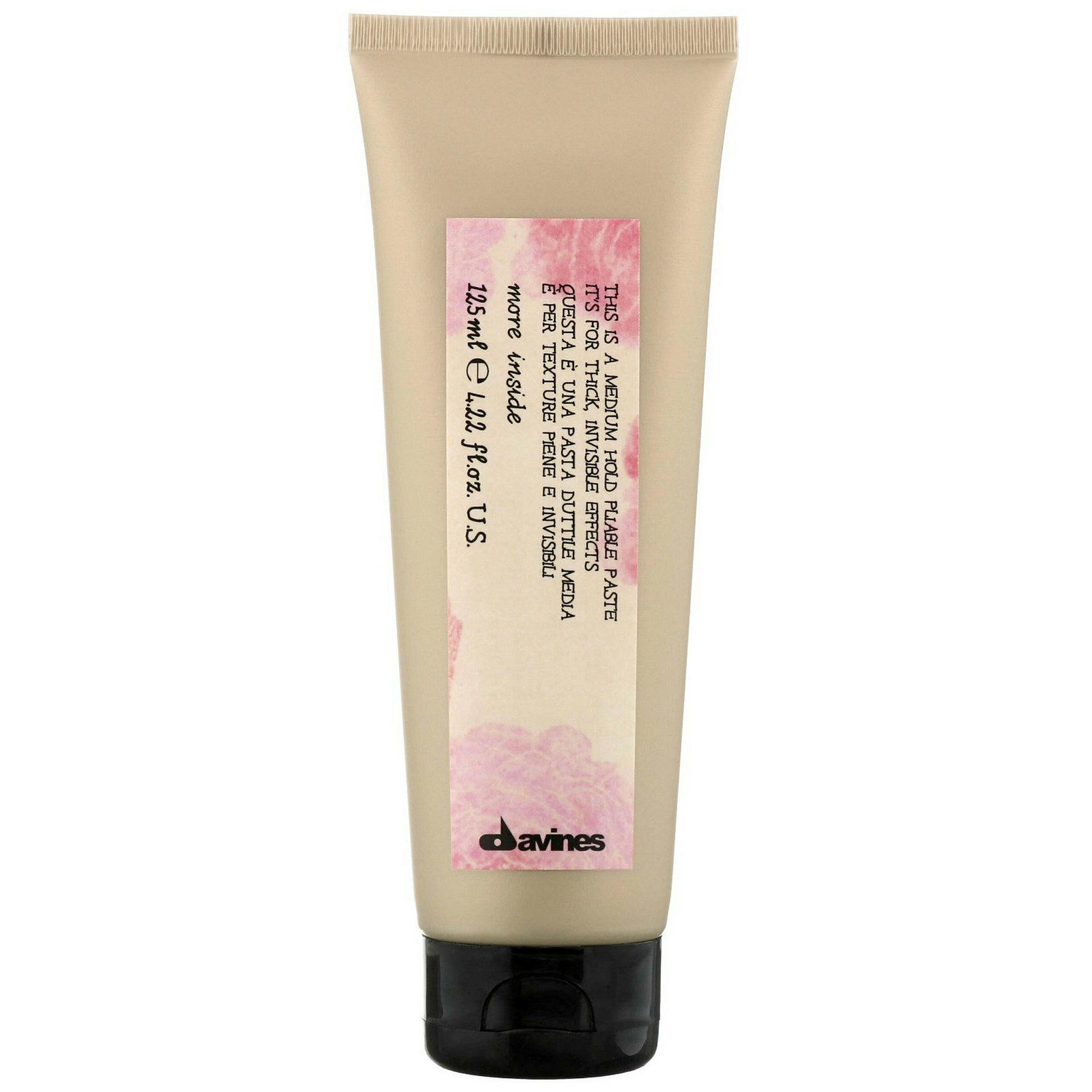 Davines This Is A Medium Hold Pliable Paste.