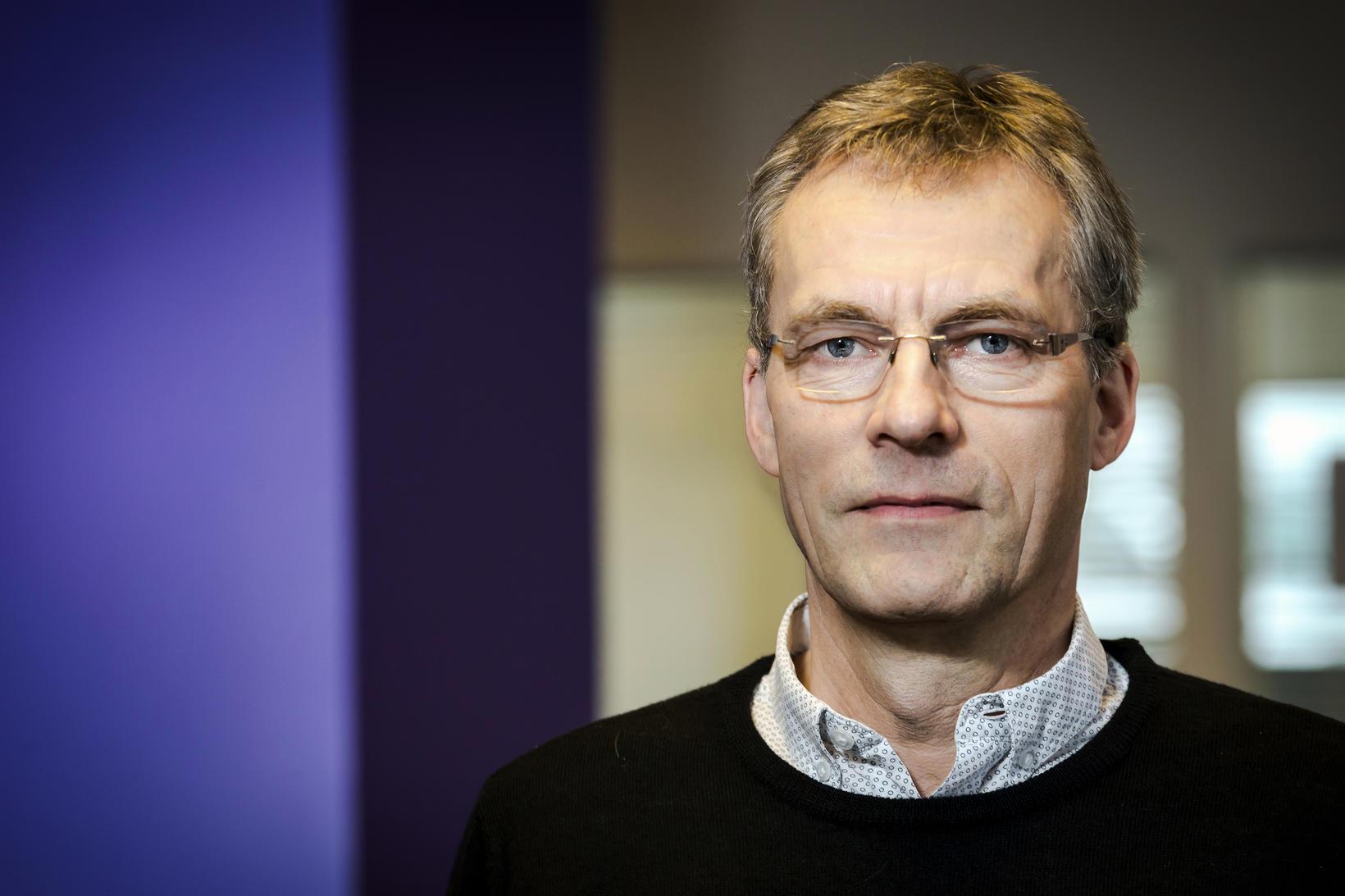 Daníel Árnason framkvæmdastjóri Eignaumsjónar.