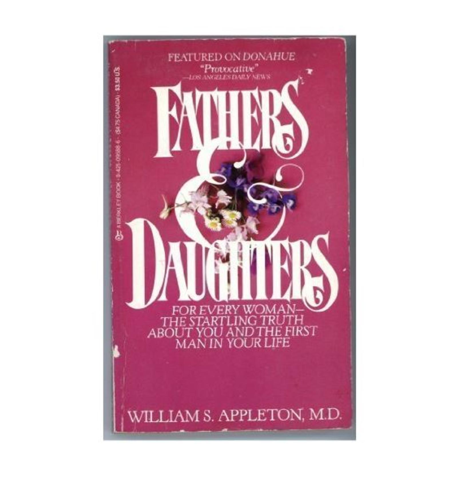 Í bókinni Fathers and daughers eftir William S Appleton er …