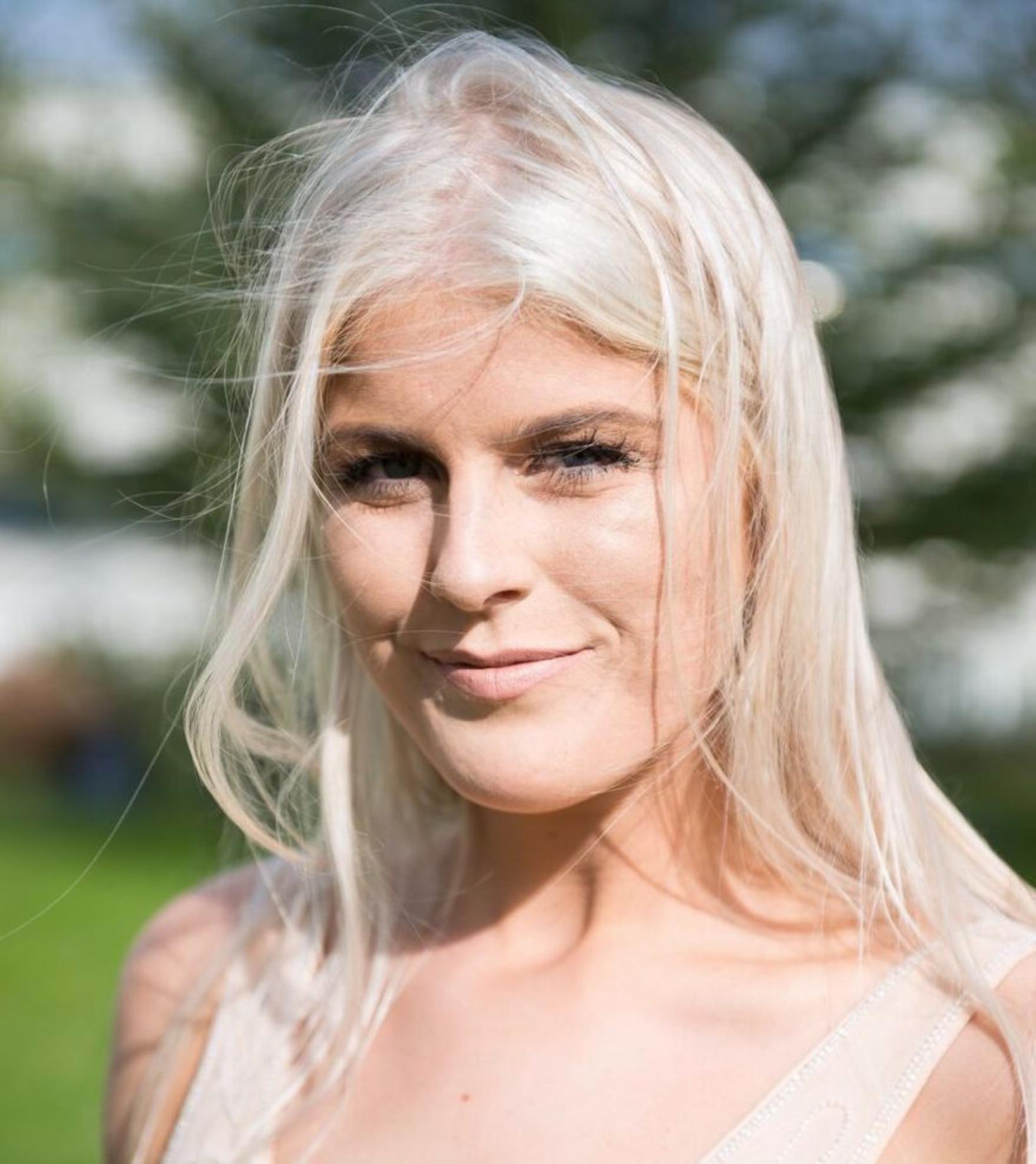 Elma Lára Auðunsdóttir.