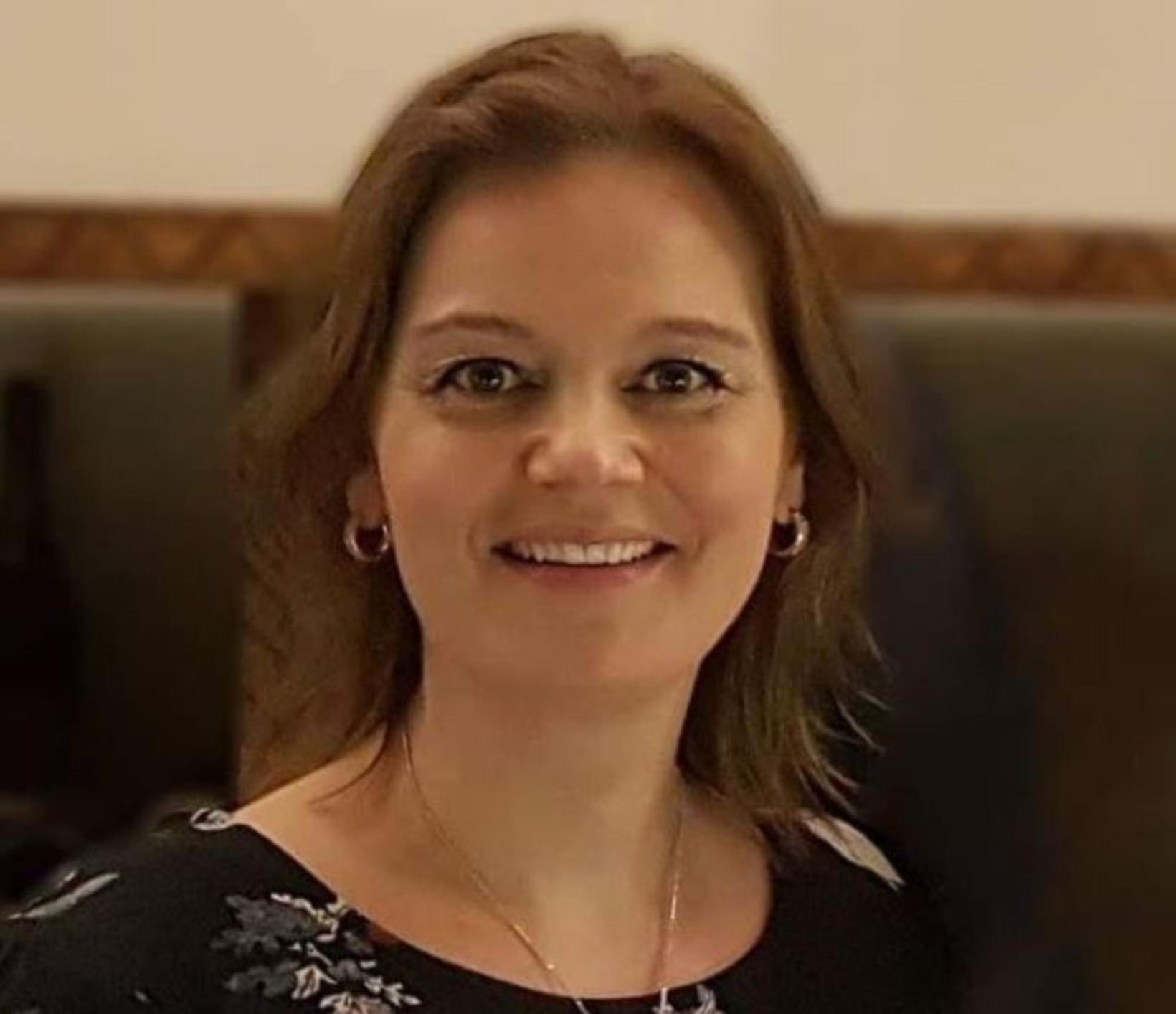 Helga Barðadóttir, formaður samninganefndar Íslands gagnvart Loftslagssamningnum.