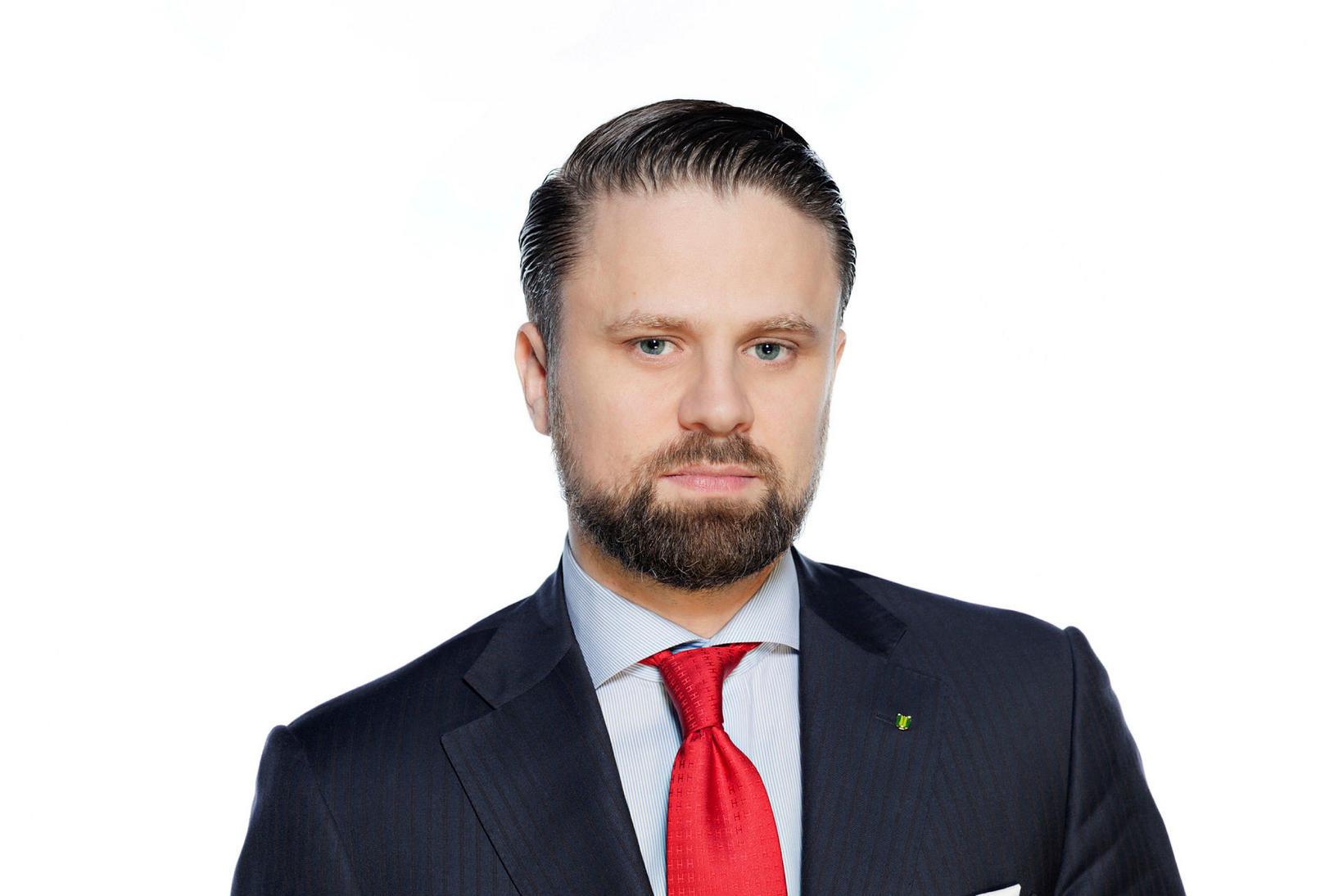 Sævar Þór Jónsson, lögmaður/MBA og eigandi Sævar Þór & Partners.
