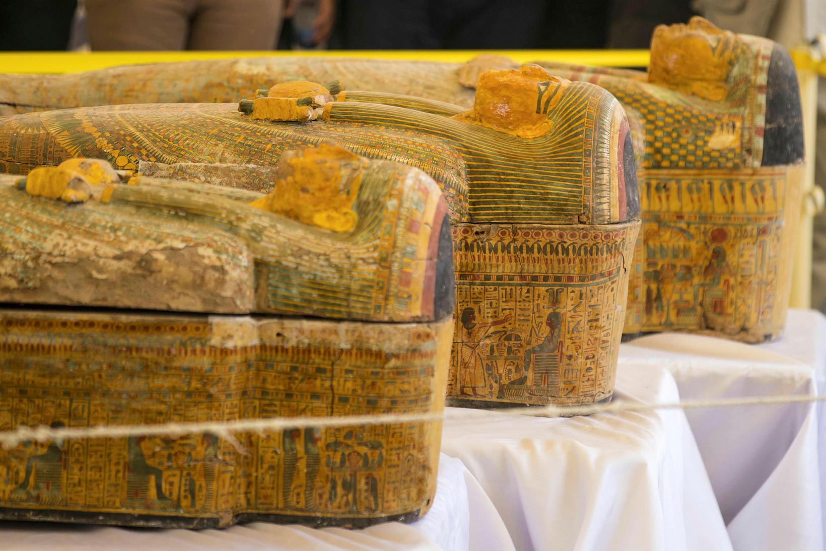 Hatshepsut Temple er í Valley of the Kings í Egyptalandi.